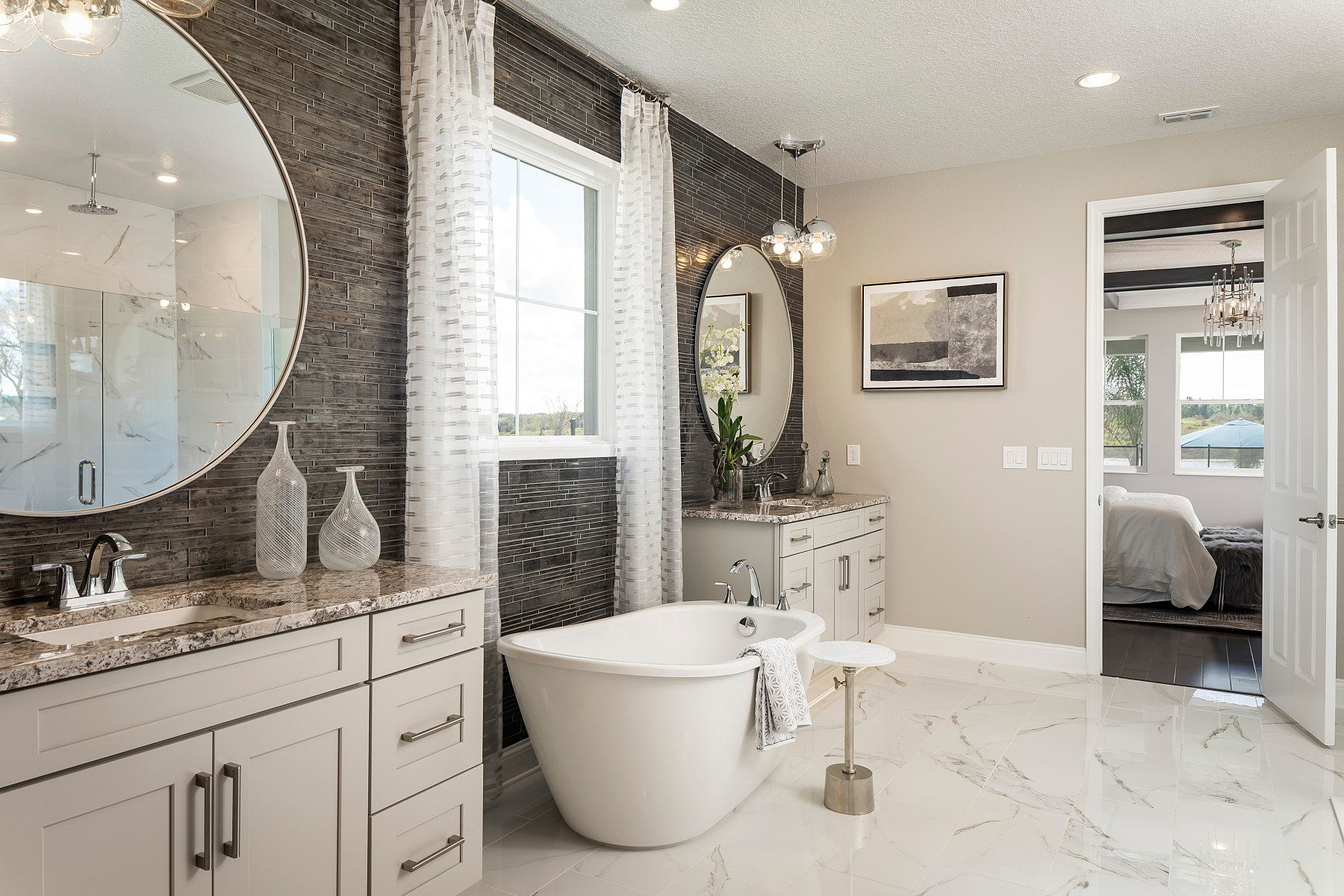 Bathroom featured in the Serenity By M/I Homes in Orlando, FL