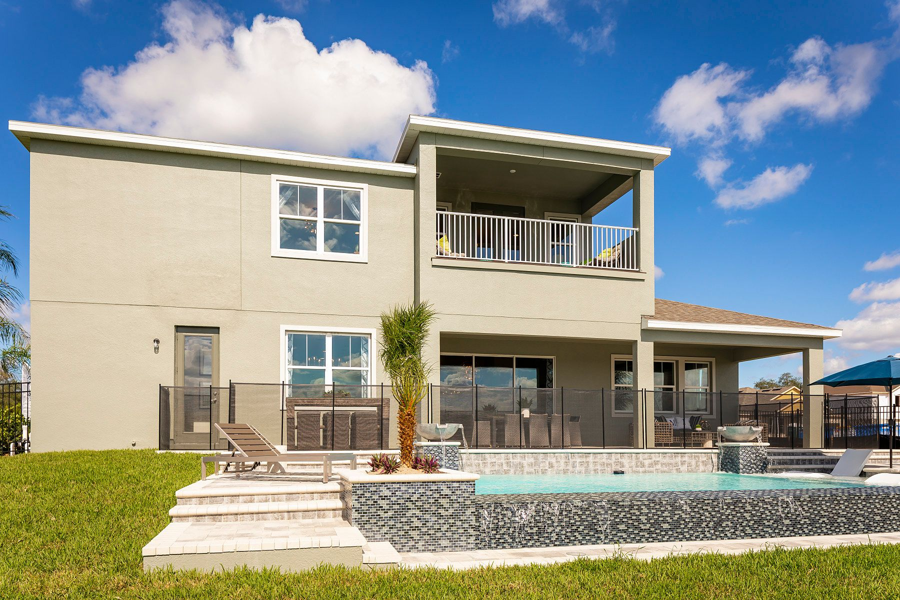 Exterior featured in the Serenity By M/I Homes in Orlando, FL