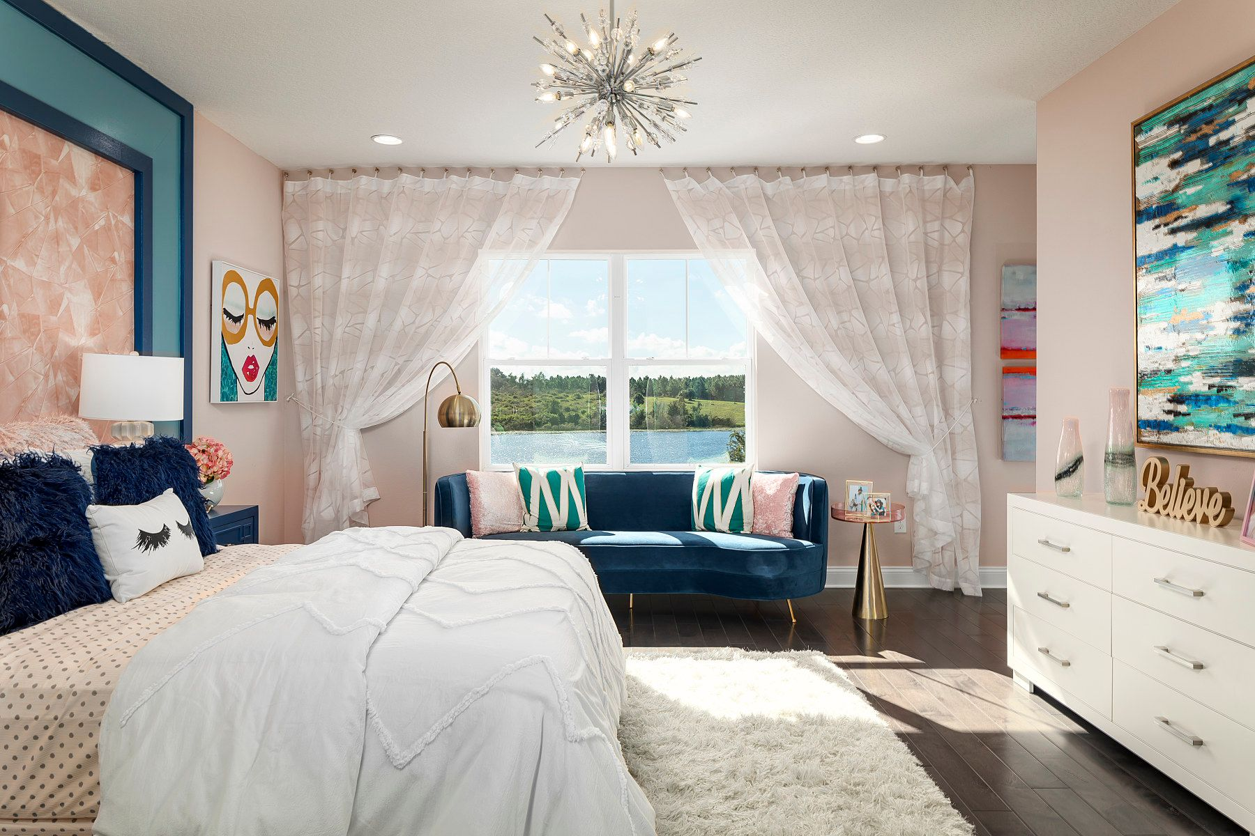 Bedroom featured in the Serenity By M/I Homes in Orlando, FL