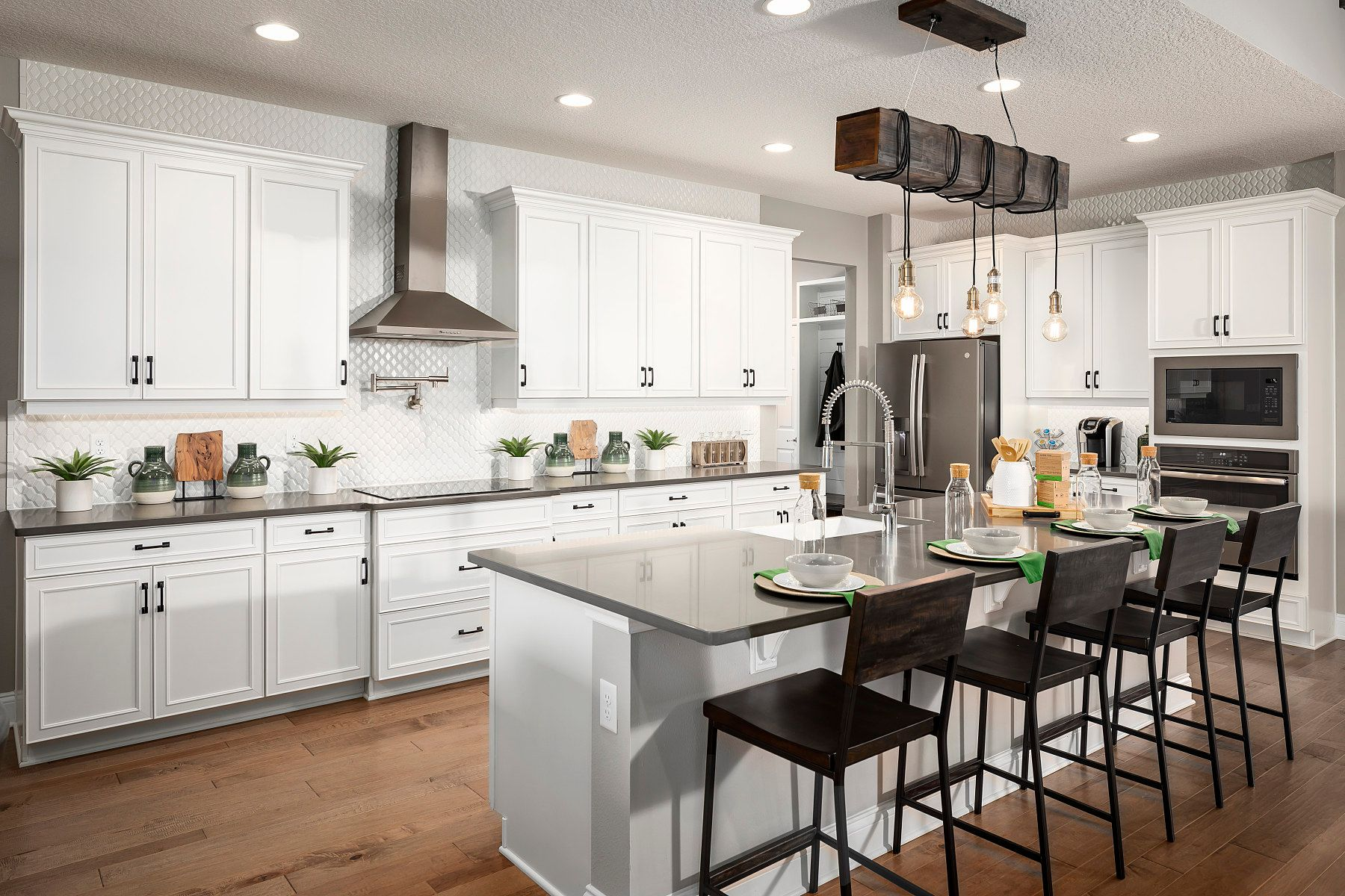 Kitchen featured in the Brookhaven Fl By M/I Homes in Orlando, FL