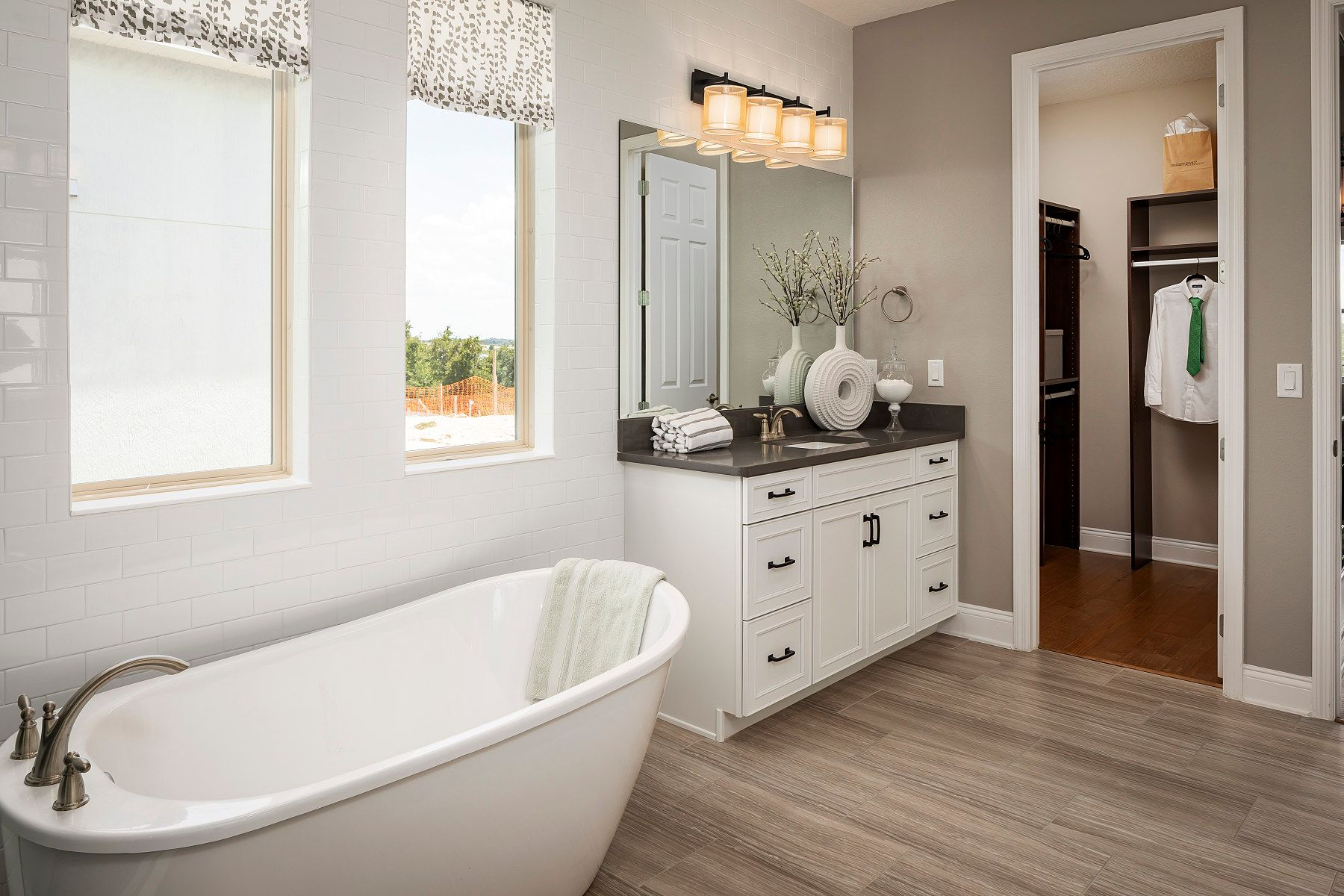 Bathroom featured in the Brookhaven Fl By M/I Homes in Orlando, FL