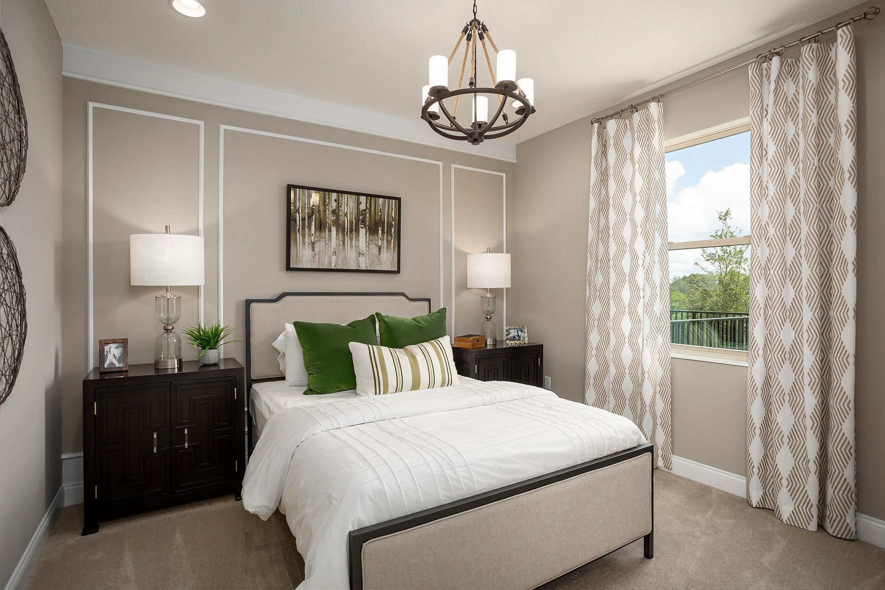 Bedroom featured in the Brookhaven Fl By M/I Homes in Orlando, FL