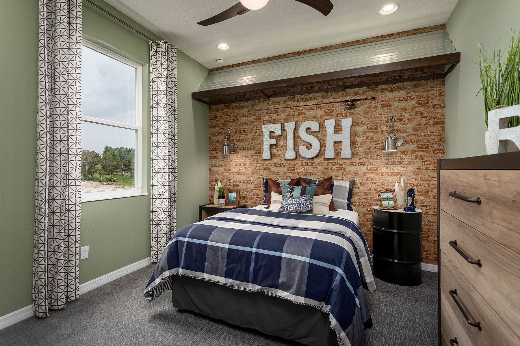 Bedroom featured in the Richmond By M/I Homes in Orlando, FL