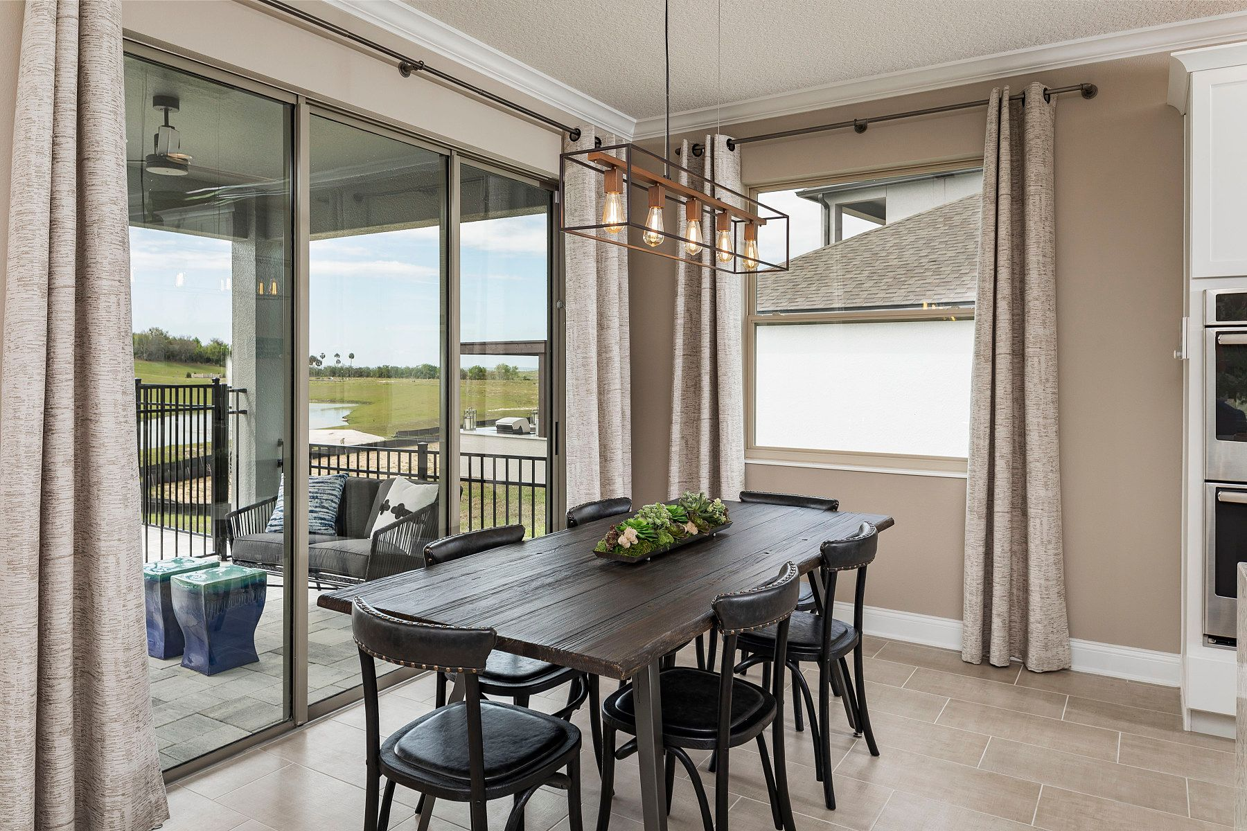 Living Area featured in the Corina II By M/I Homes in Orlando, FL