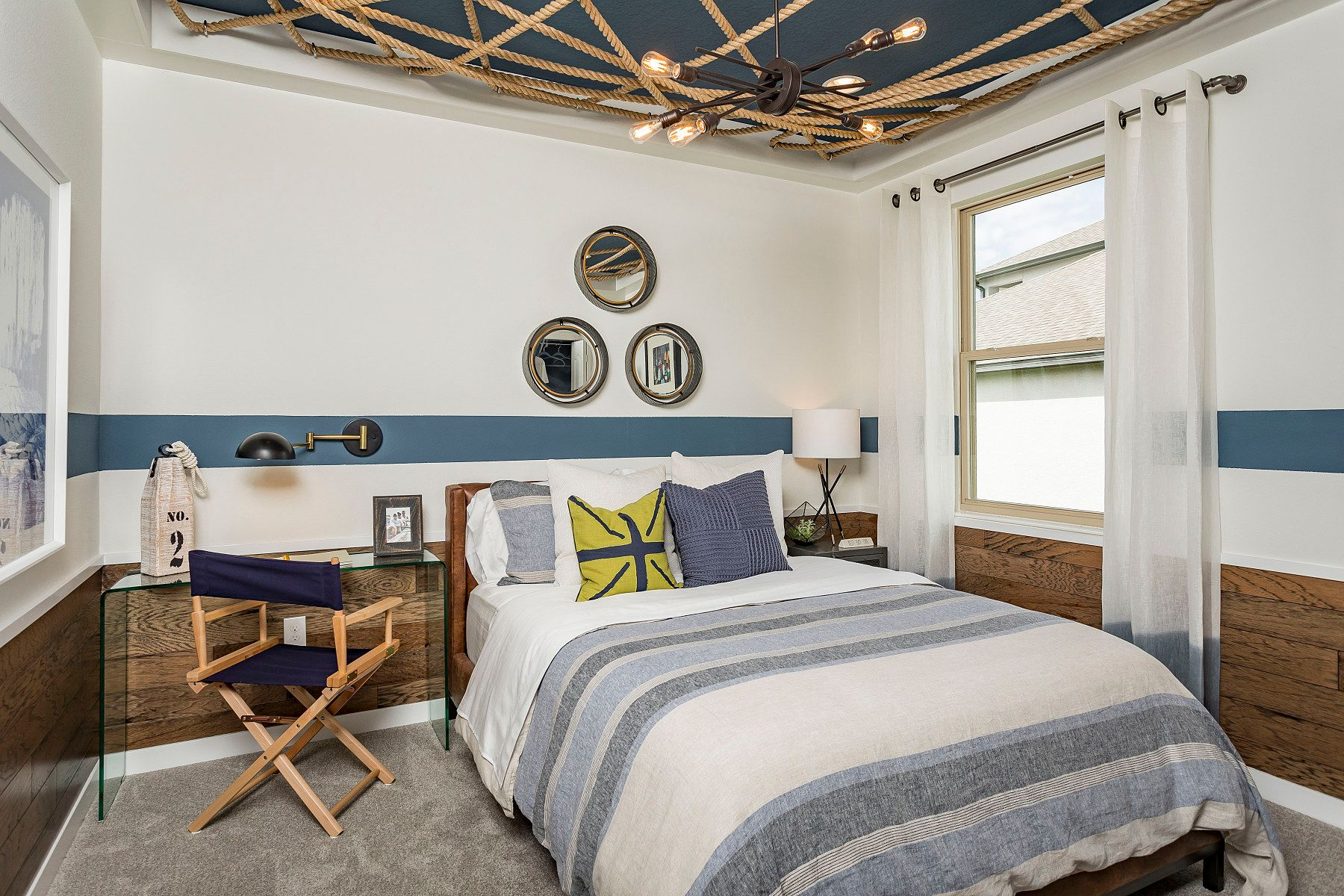 Bedroom featured in the Corina II By M/I Homes in Orlando, FL