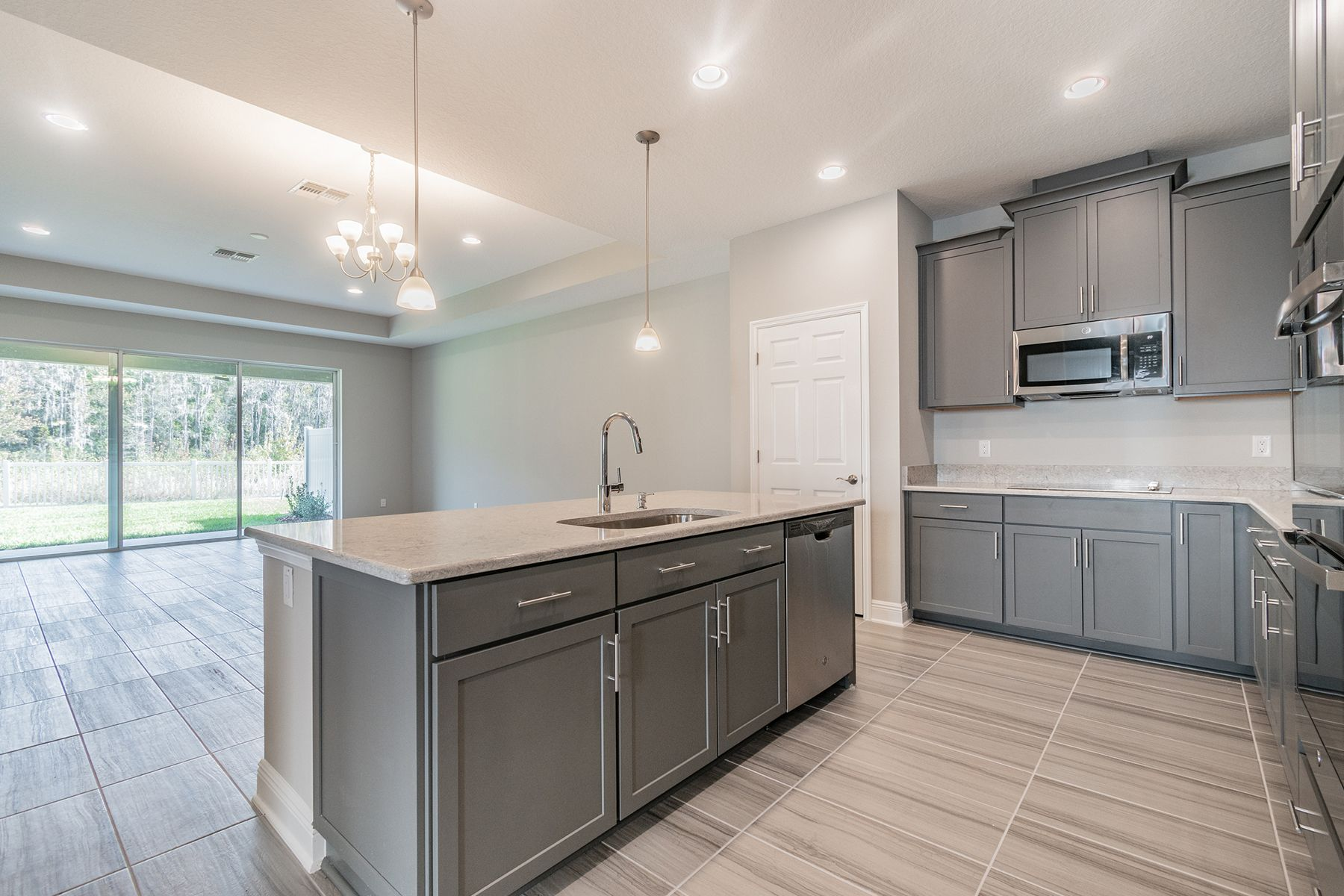 Kitchen featured in the Ravello By M/I Homes in Tampa-St. Petersburg, FL