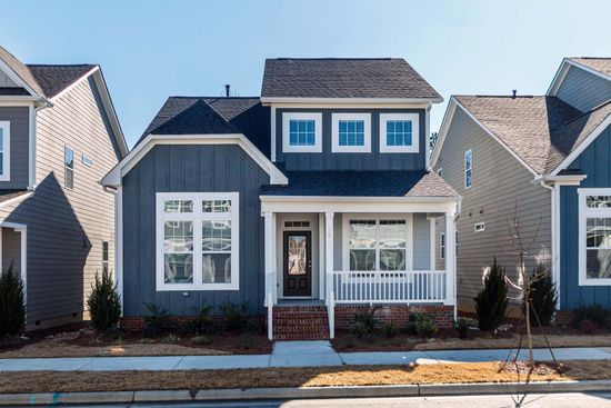 North Raleigh New Homes For