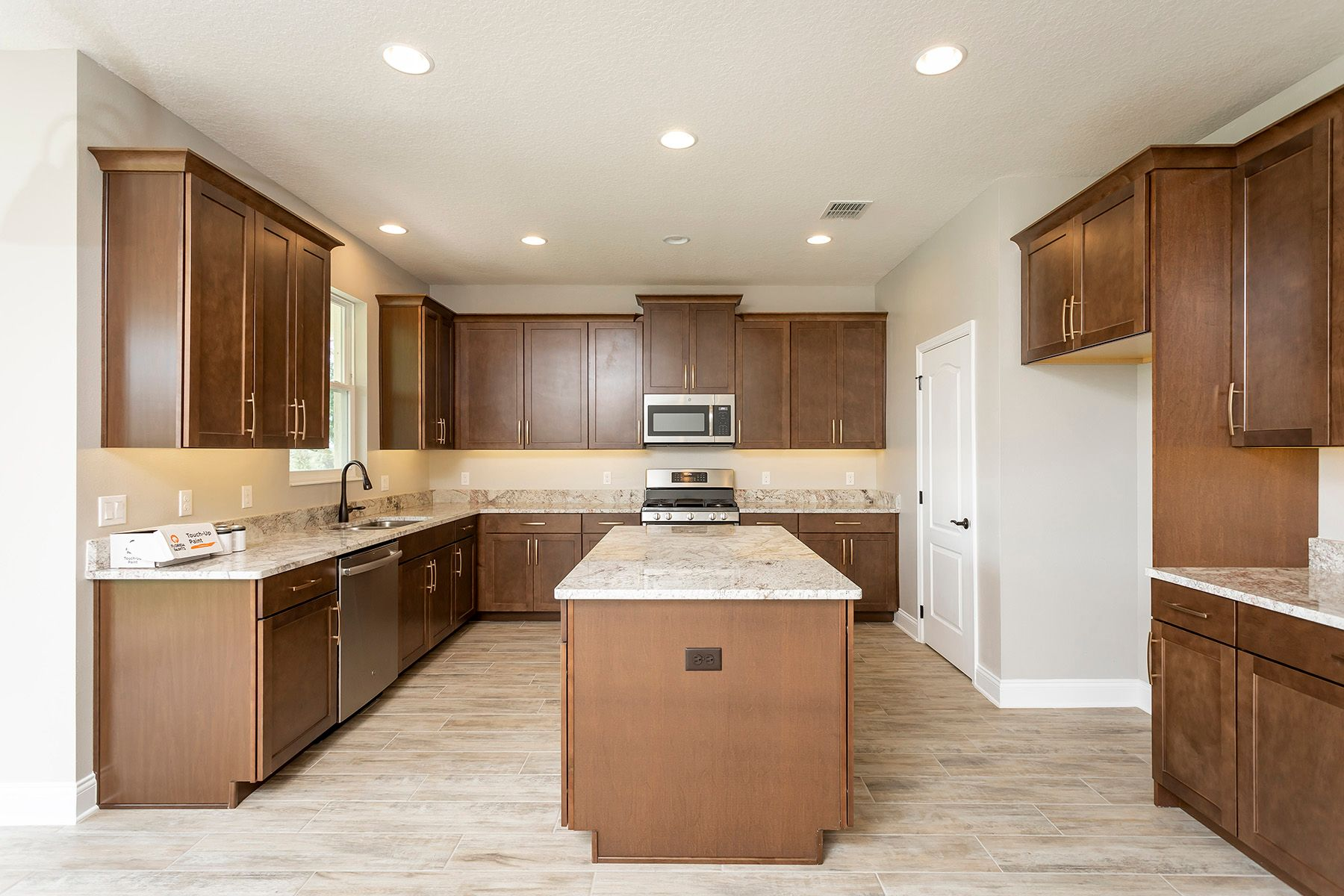 Kitchen featured in the Chatham By M/I Homes in Orlando, FL