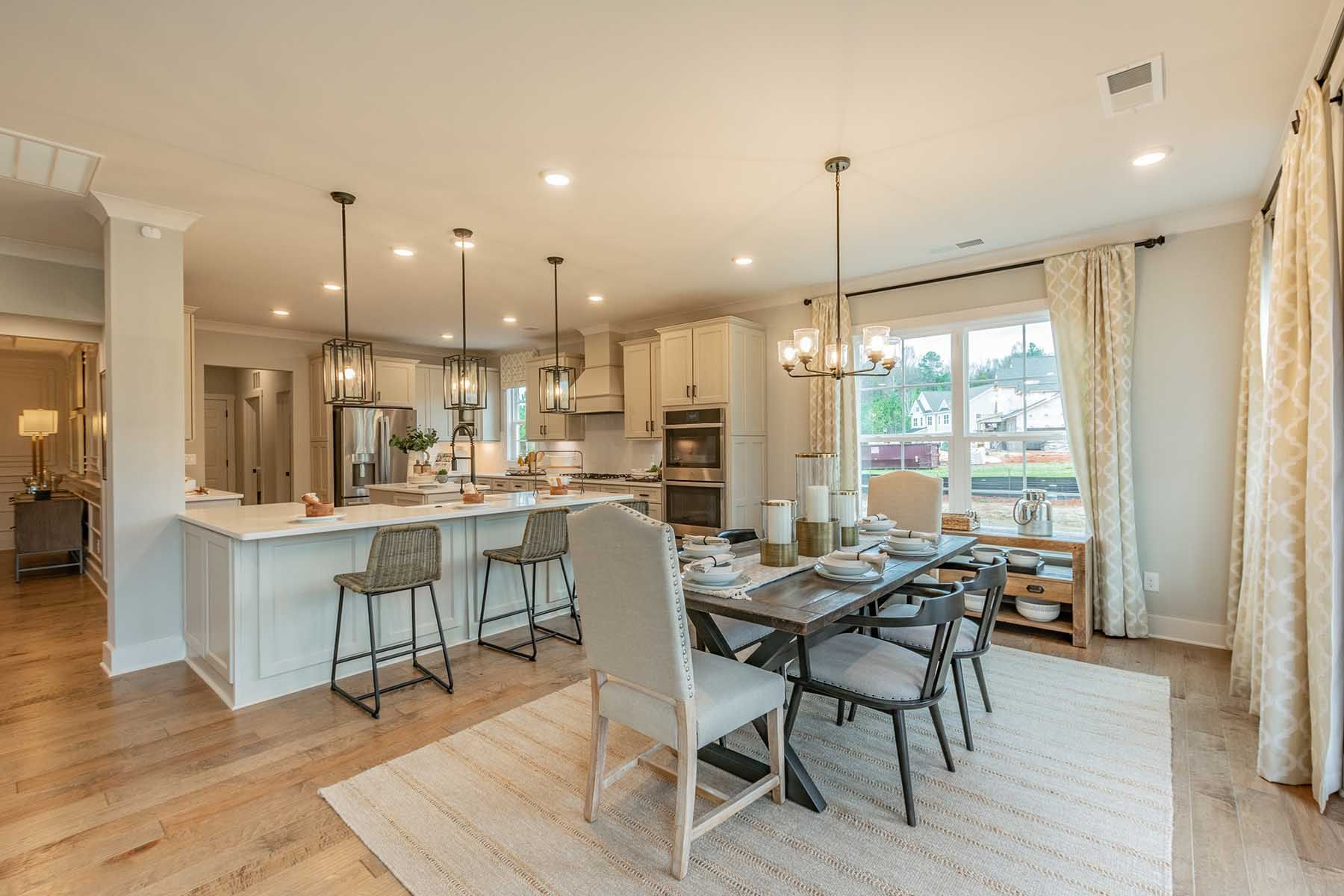 Kitchen featured in the Blythe By M/I Homes in Charlotte, SC