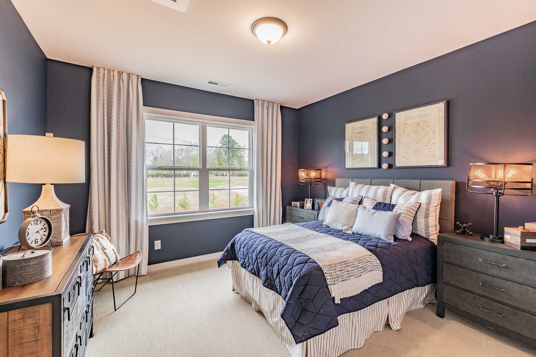 Bedroom featured in the Blythe By M/I Homes in Charlotte, SC