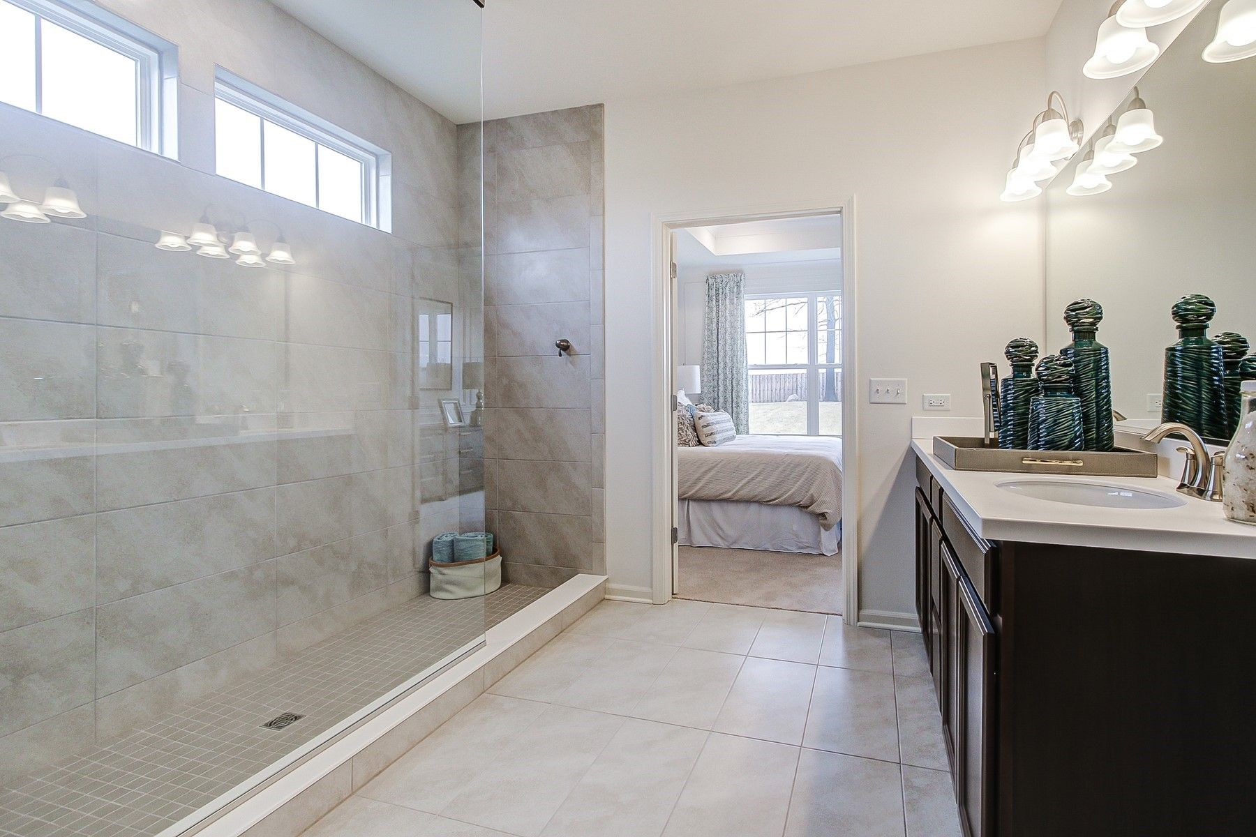 Bathroom featured in the Mitchell By M/I Homes in Chicago, IL