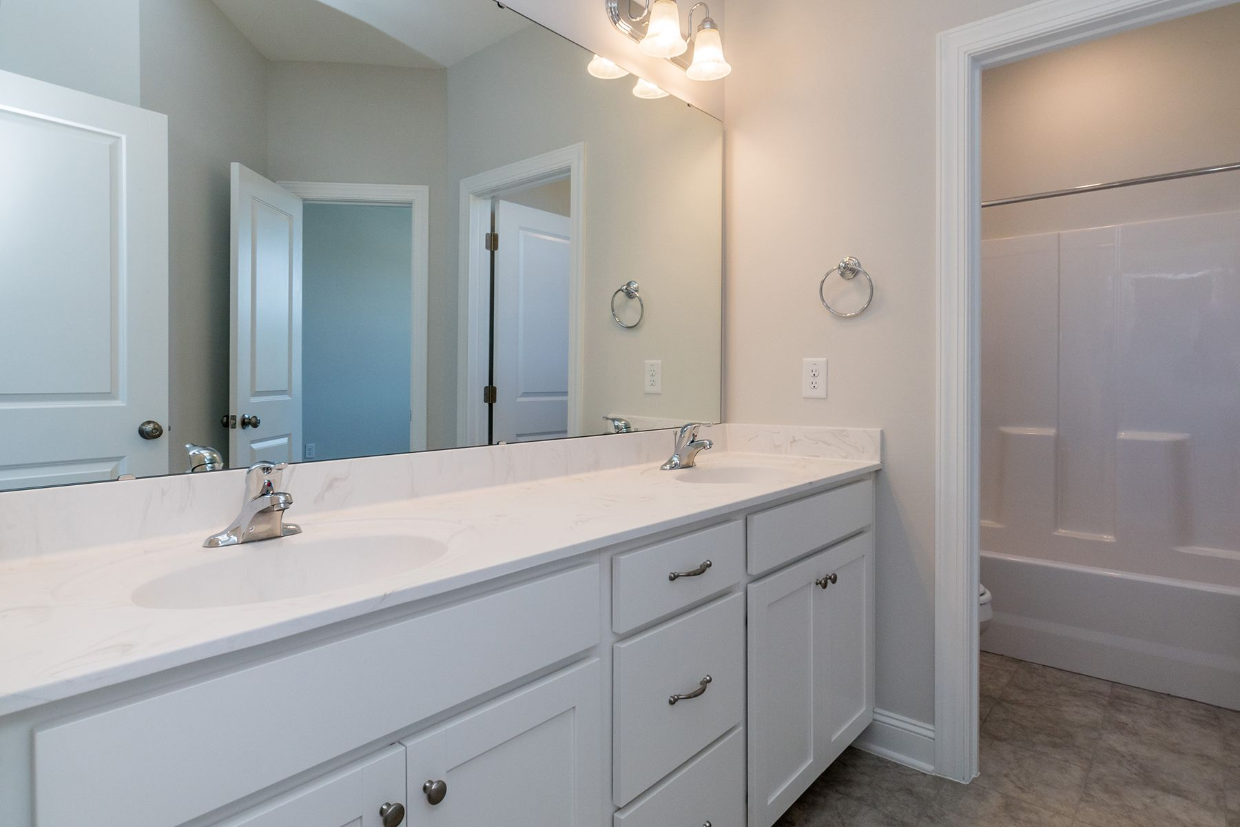 Bathroom featured in the Beech By M/I Homes in Raleigh-Durham-Chapel Hill, NC