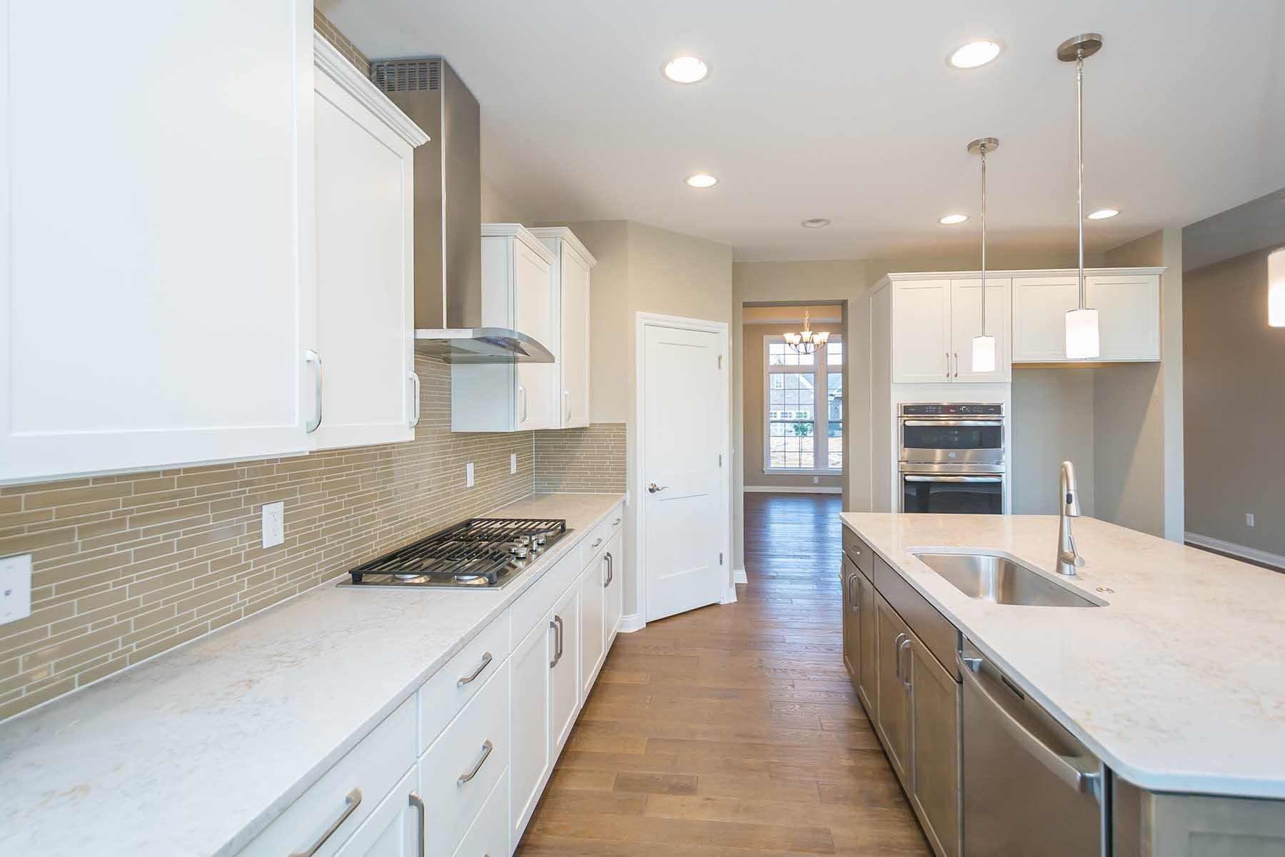 Kitchen featured in the Thorton By M/I Homes in Cincinnati, OH