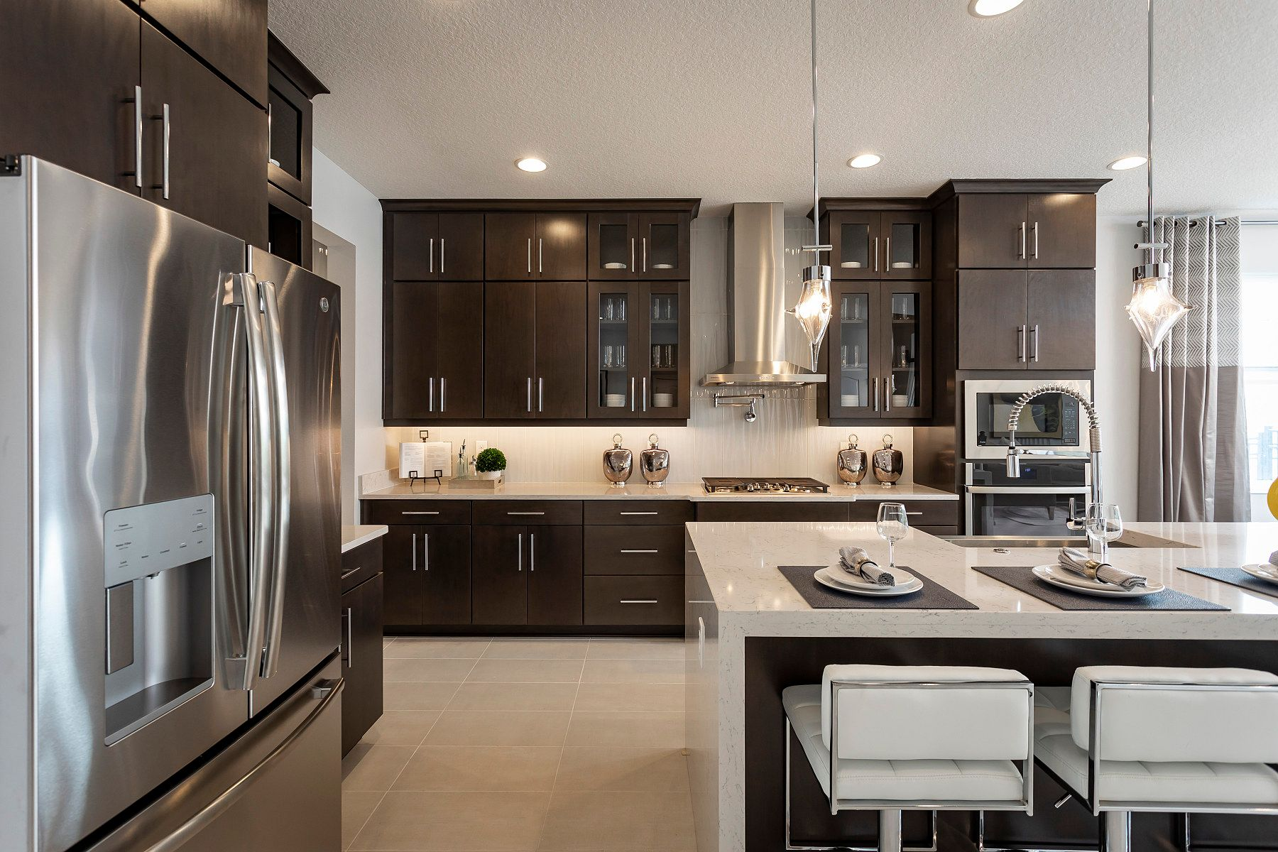 Kitchen featured in the Newport By M/I Homes in Orlando, FL