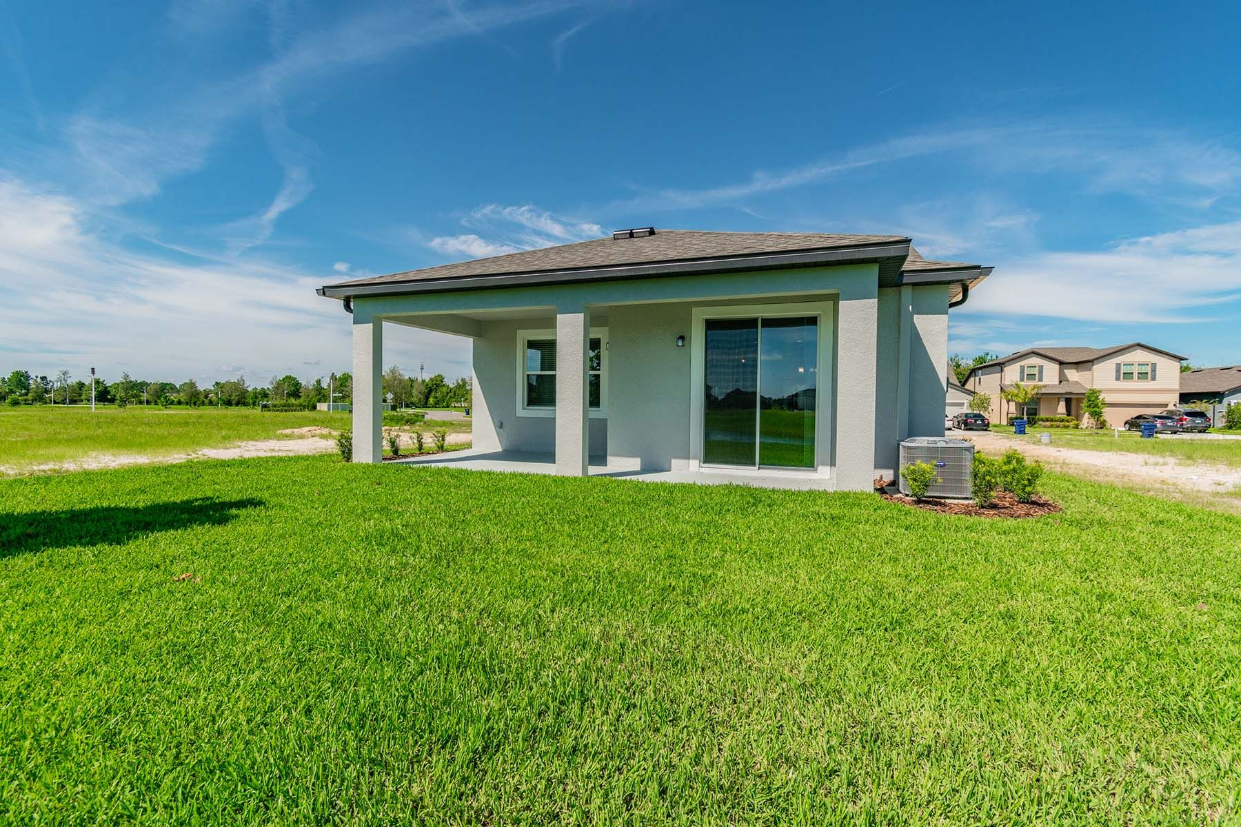 Exterior featured in the Herrera By M/I Homes in Tampa-St. Petersburg, FL