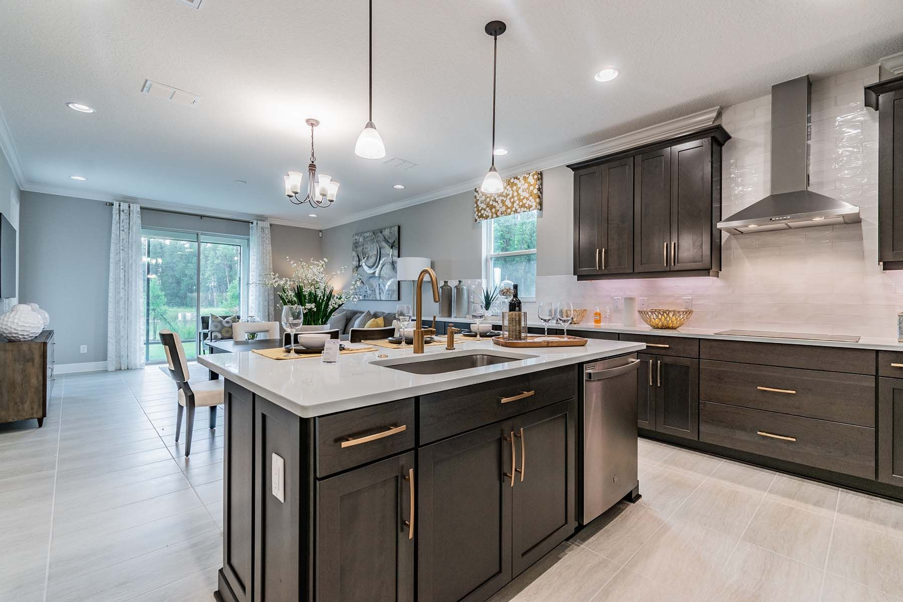 Kitchen featured in the Willow By M/I Homes in Tampa-St. Petersburg, FL