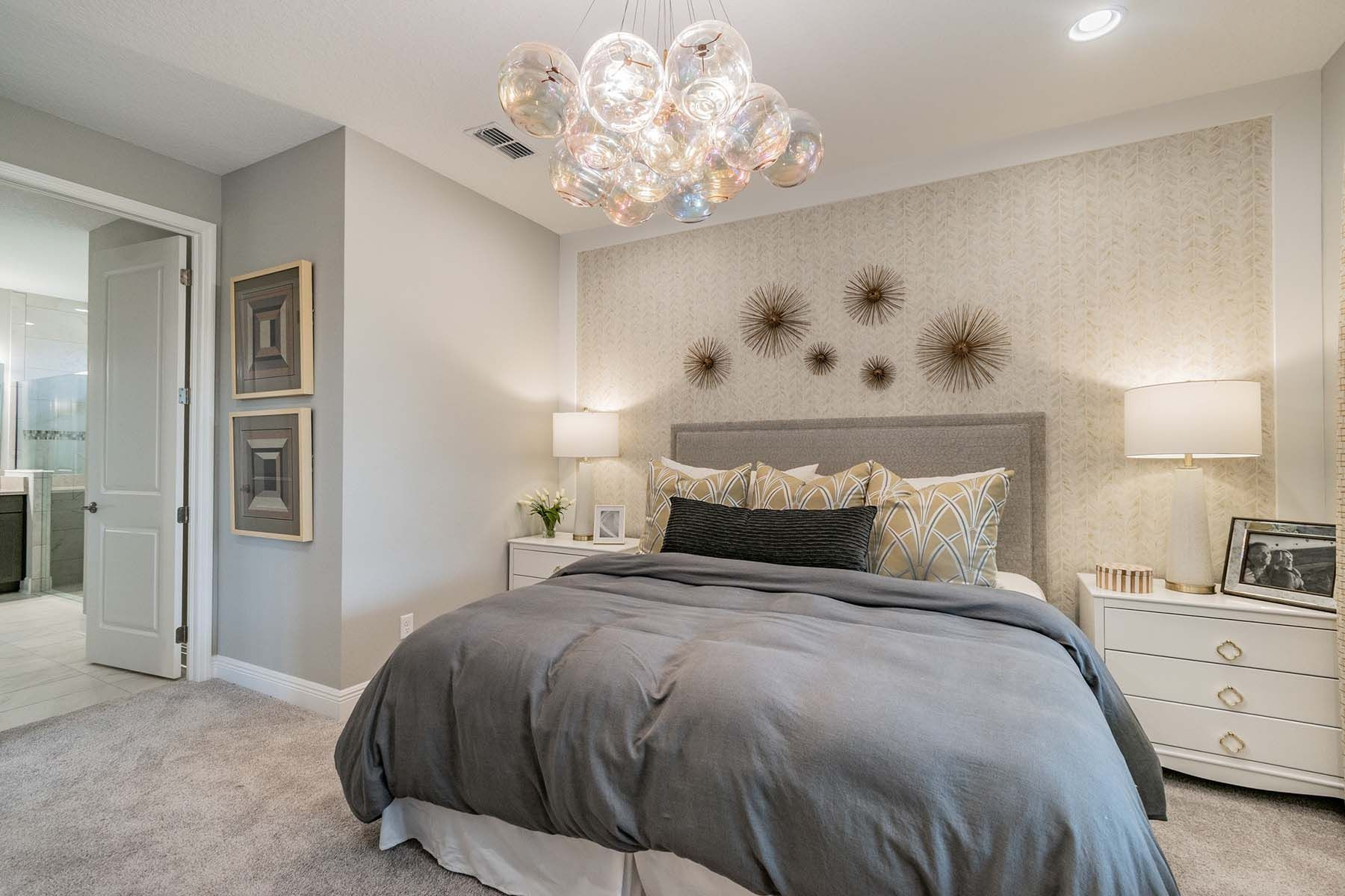 Bedroom featured in the Willow By M/I Homes in Tampa-St. Petersburg, FL