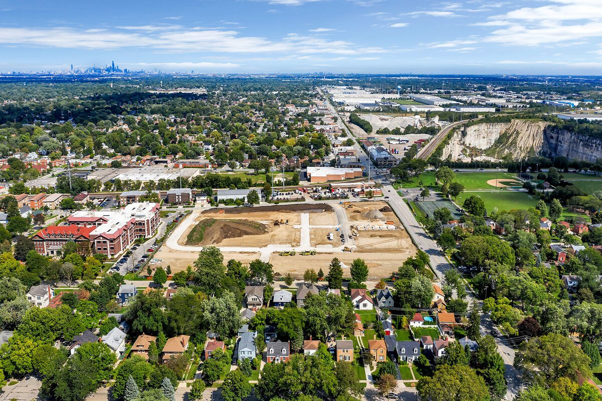 'Mason Pointe' by M/I Homes-Chicago in Chicago