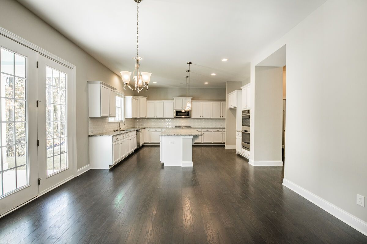 'Harlow's Crossing' by M/I Homes-Charlotte in Charlotte