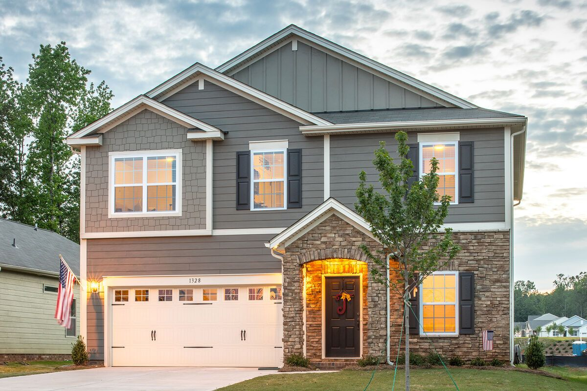 'Heritage - Traditions' by M/I Homes-Charlotte in Charlotte