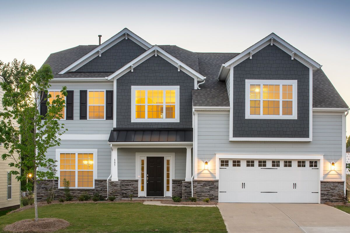'Covington' by M/I Homes-Charlotte in Charlotte