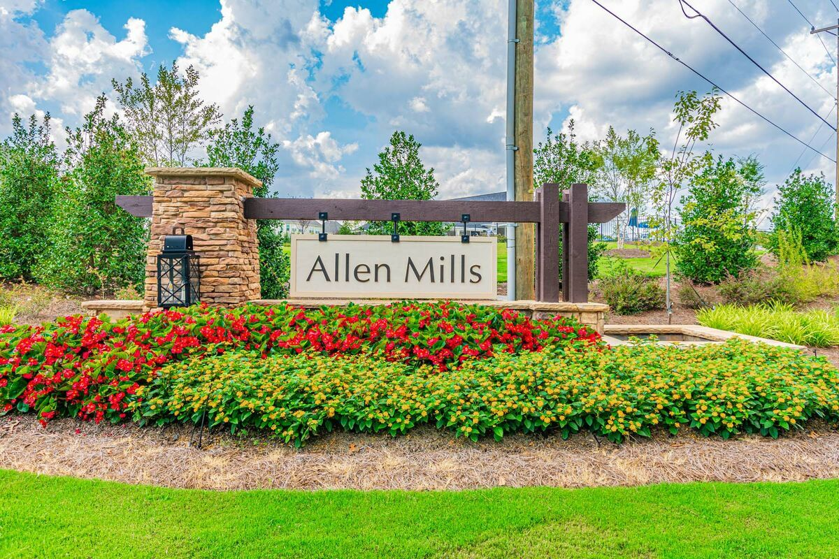 'Allen Mills' by M/I Homes-Charlotte in Charlotte