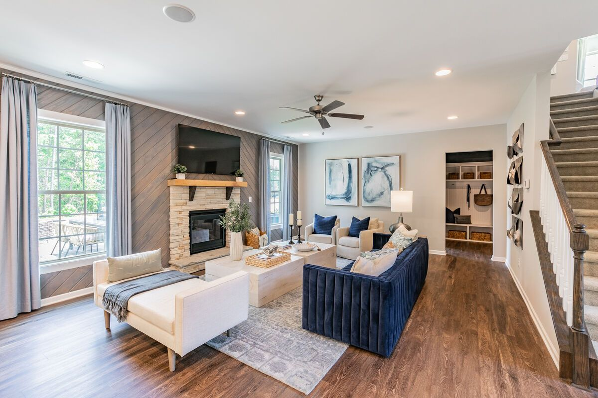 'Farrington' by M/I Homes-Charlotte in Charlotte
