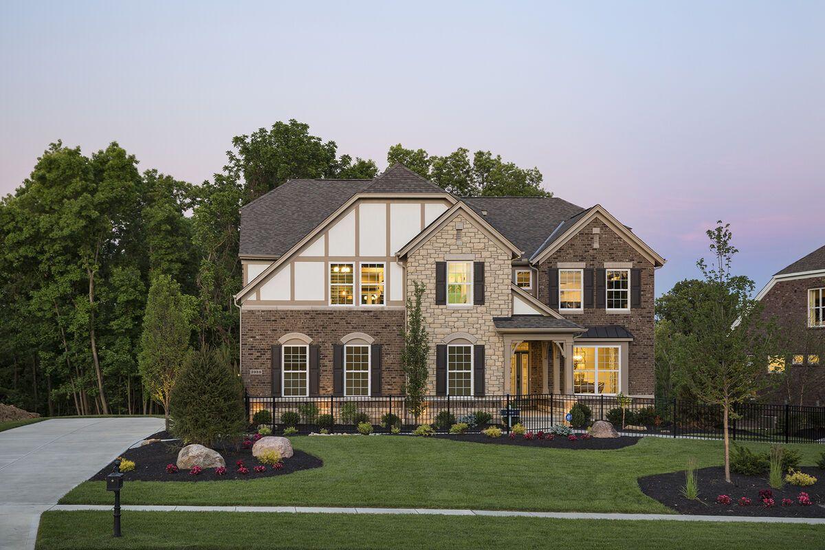 'Hudson Hills' by M/I Homes-Cincinnati in Cincinnati