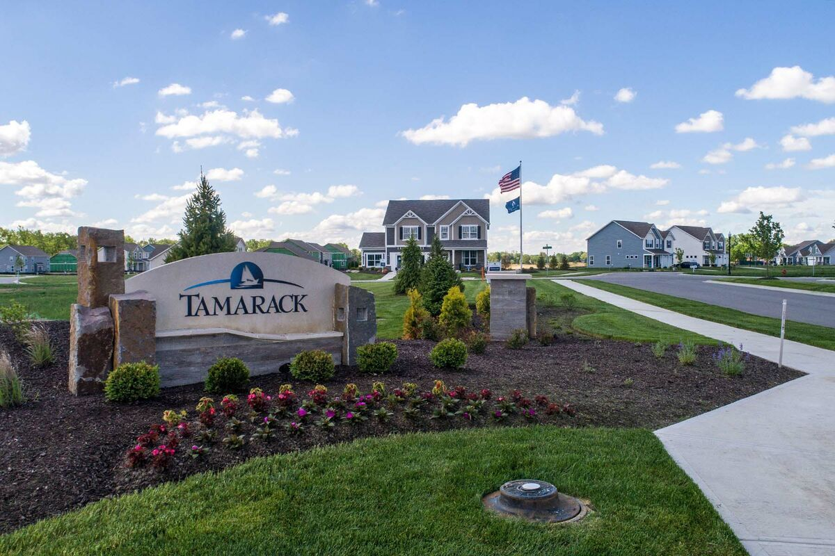 'Tamarack' by M/I Homes-Indianapolis in Indianapolis