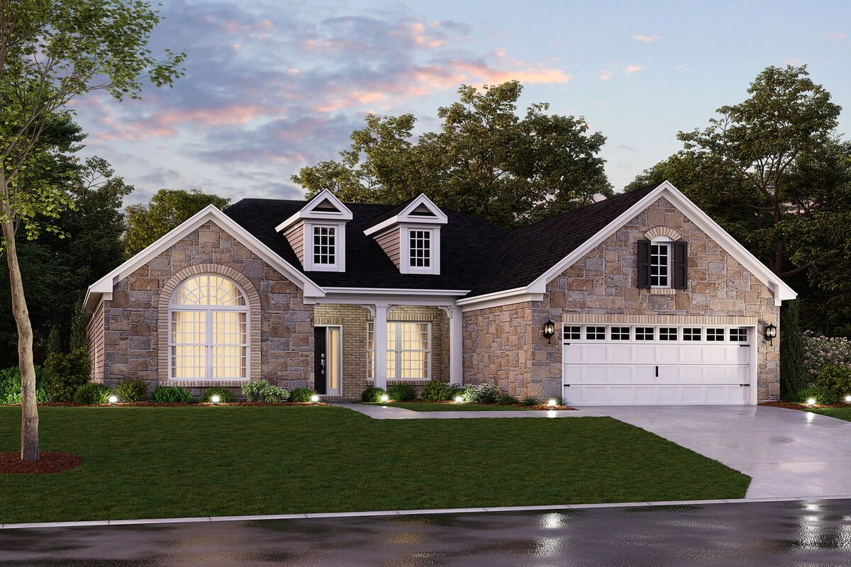 'Merion' by M/I Homes-Indianapolis in Indianapolis