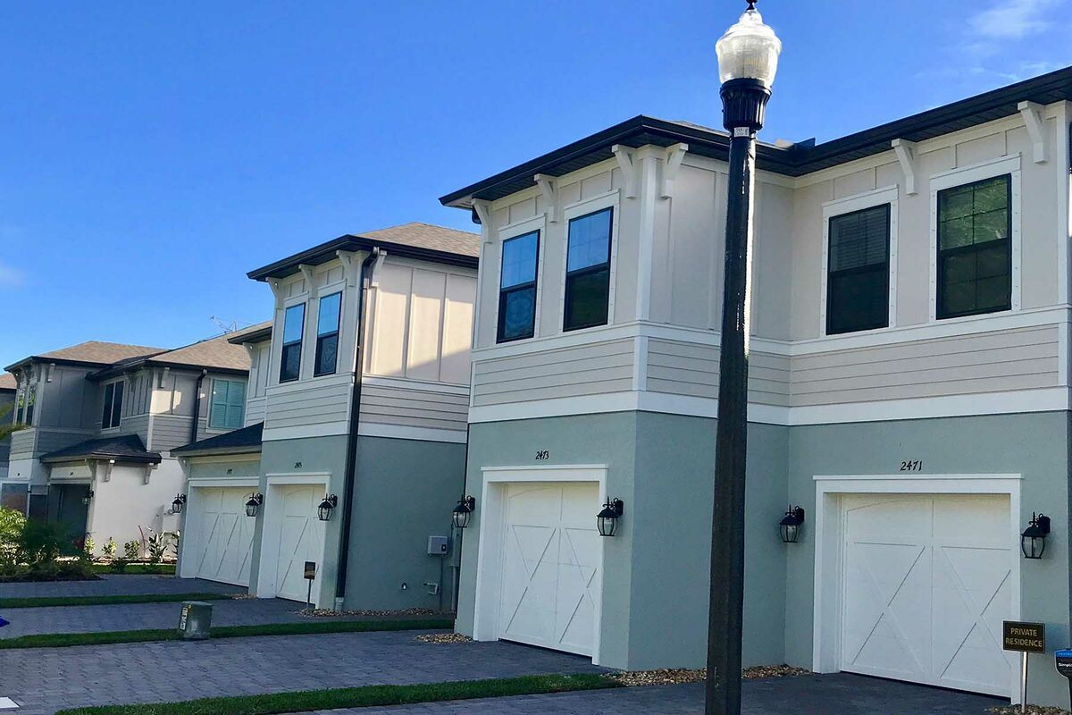 'The Towns At Belleair Grove' by M/I Homes-Tampa in Tampa-St. Petersburg