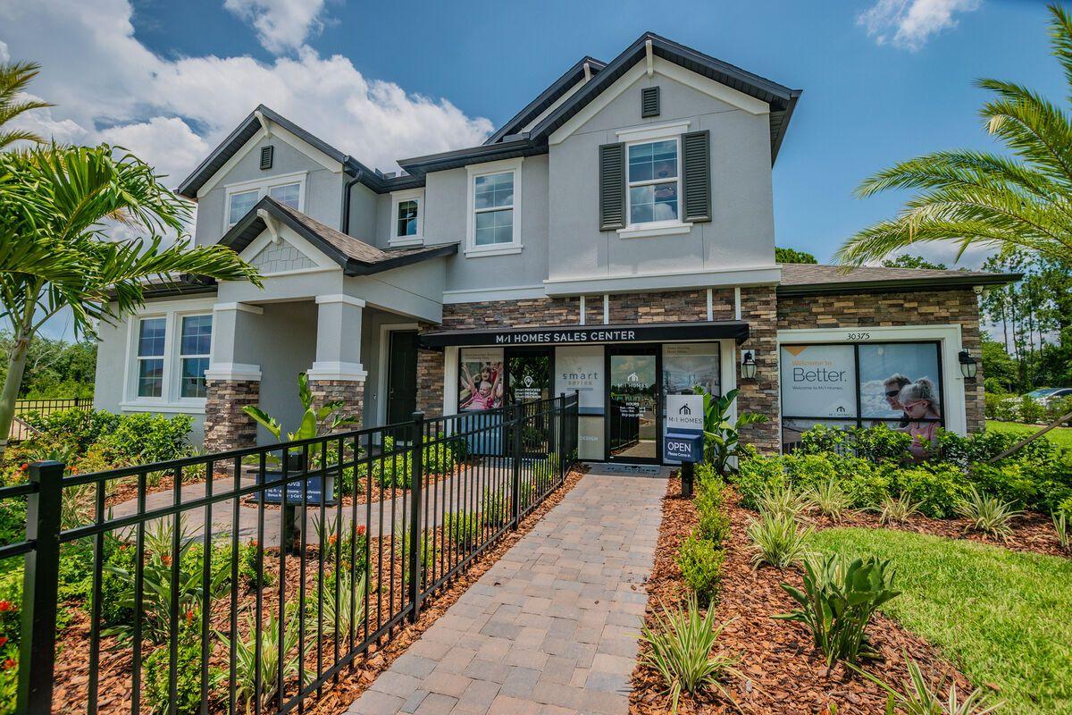 'Wesbridge' by M/I Homes-Tampa in Tampa-St. Petersburg
