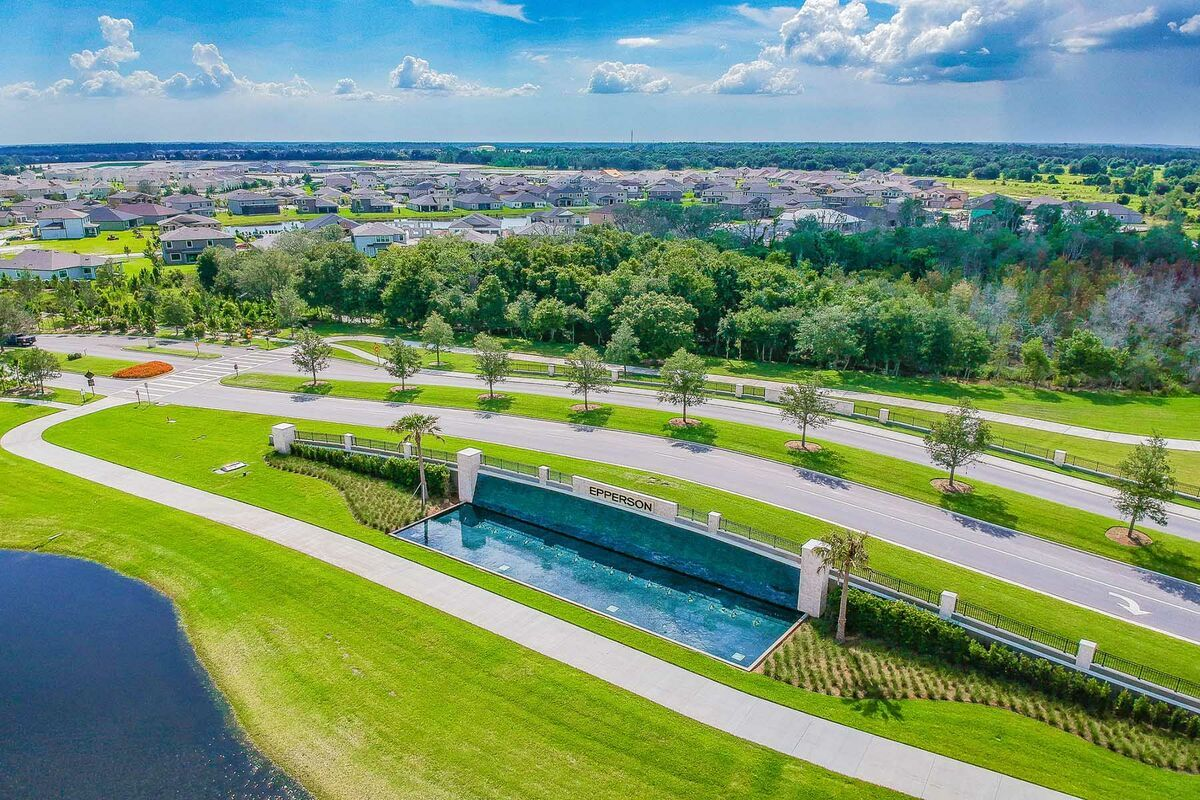 'Epperson' by M/I Homes-Tampa in Tampa-St. Petersburg