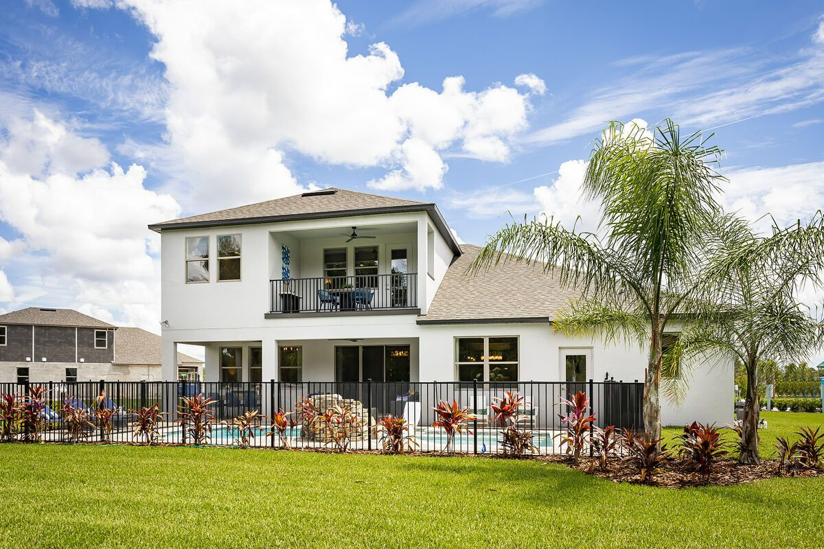 'Hideaway Cove' by M/I Homes-Orlando in Orlando