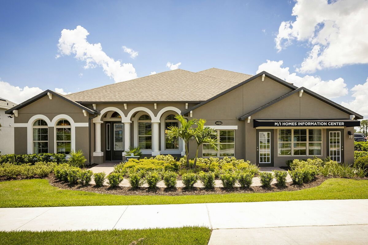 'John's Lake Landing' by M/I Homes-Orlando in Orlando