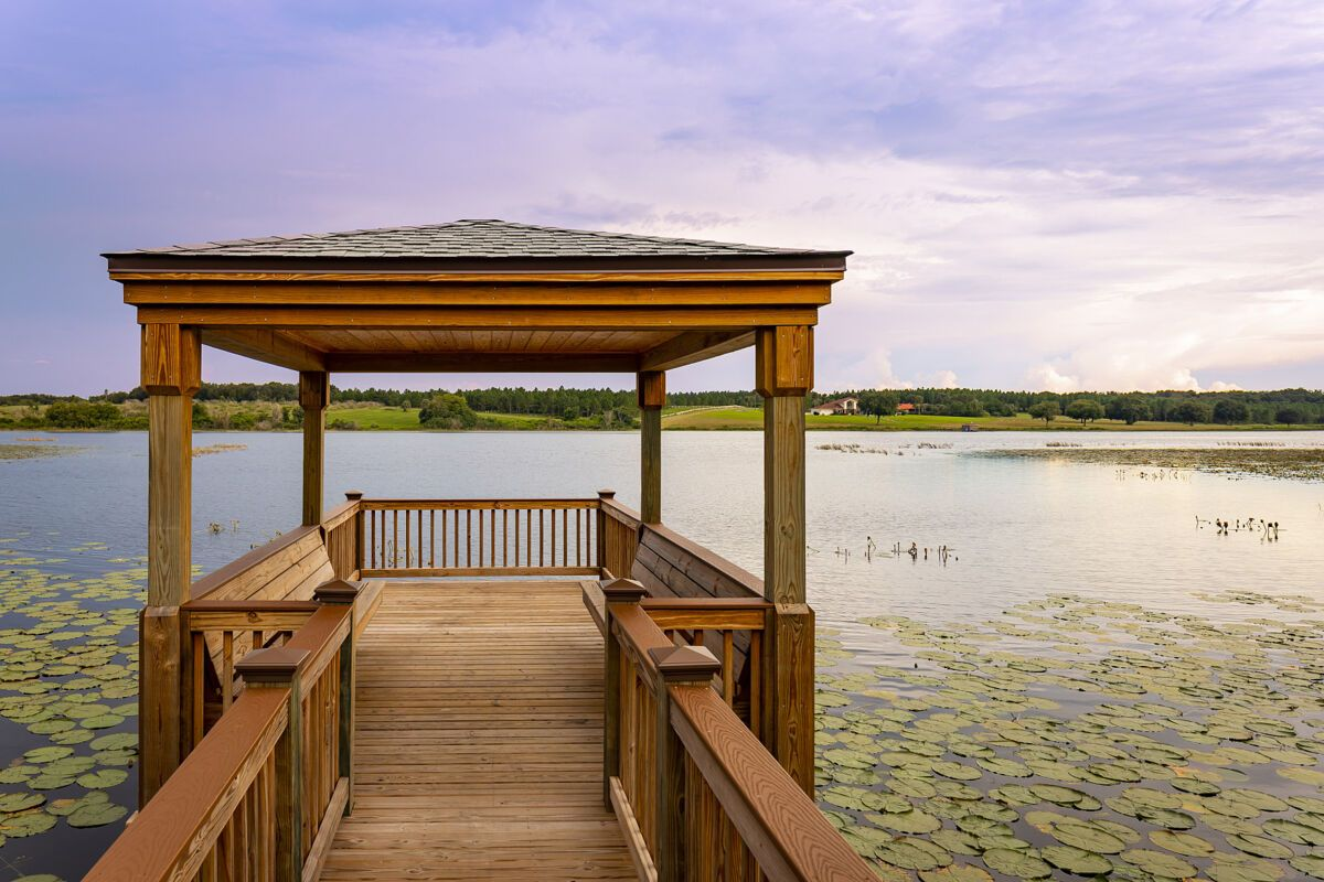 'Sanctuary at Twin Waters' by M/I Homes-Orlando in Orlando