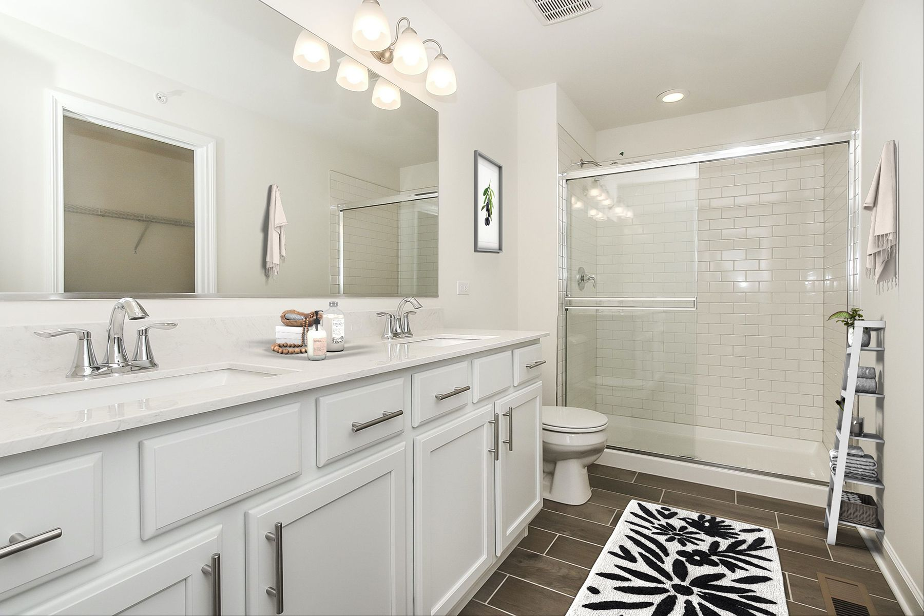 Bathroom featured in the Belmont By M/I Homes in Chicago, IL