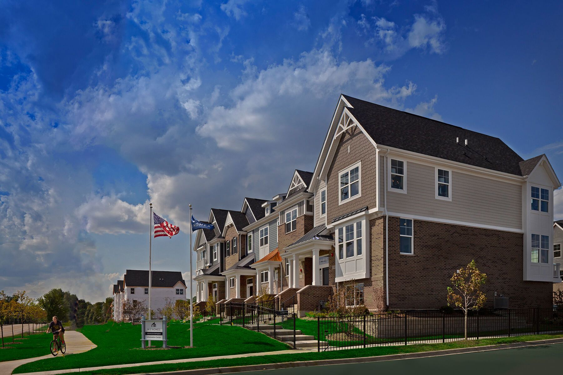 'Sterling Place' by M/I Homes-Chicago in Chicago