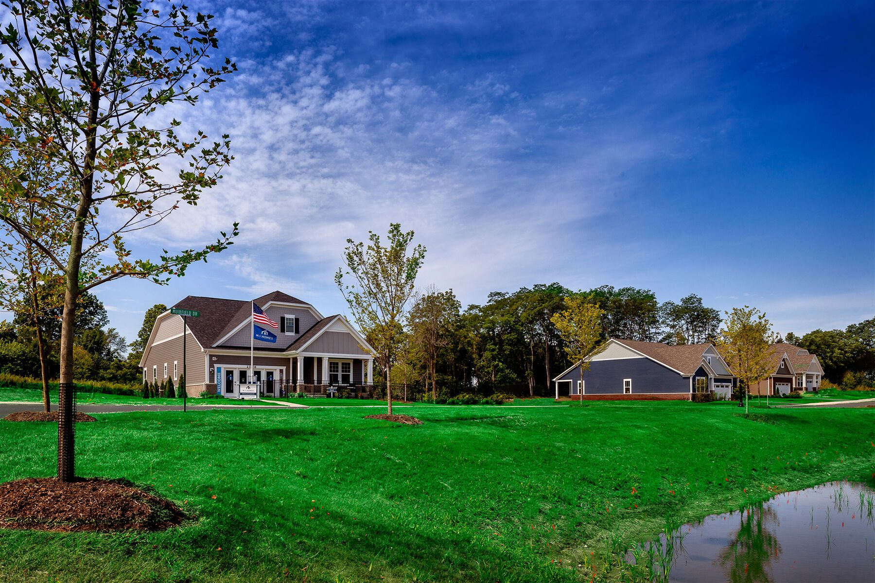 'Wentworth of Kildeer' by M/I Homes-Chicago in Chicago