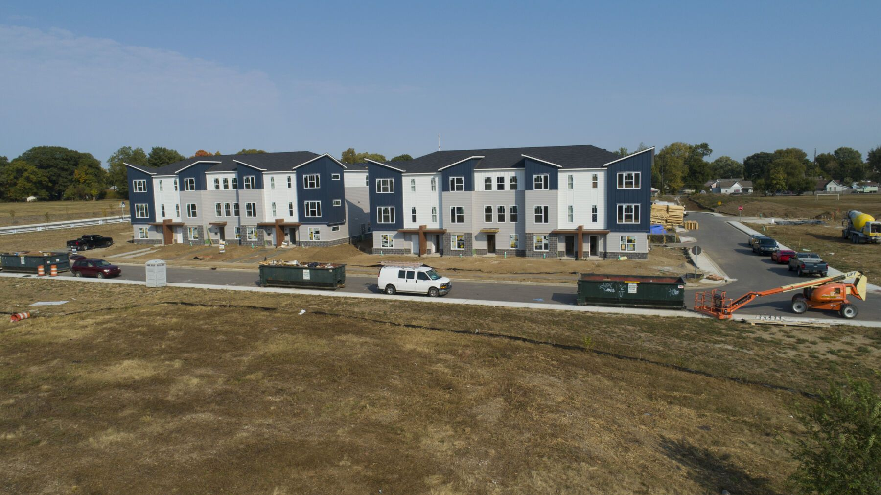 'Bolton Square at Central State' by M/I Homes-Indianapolis in Indianapolis