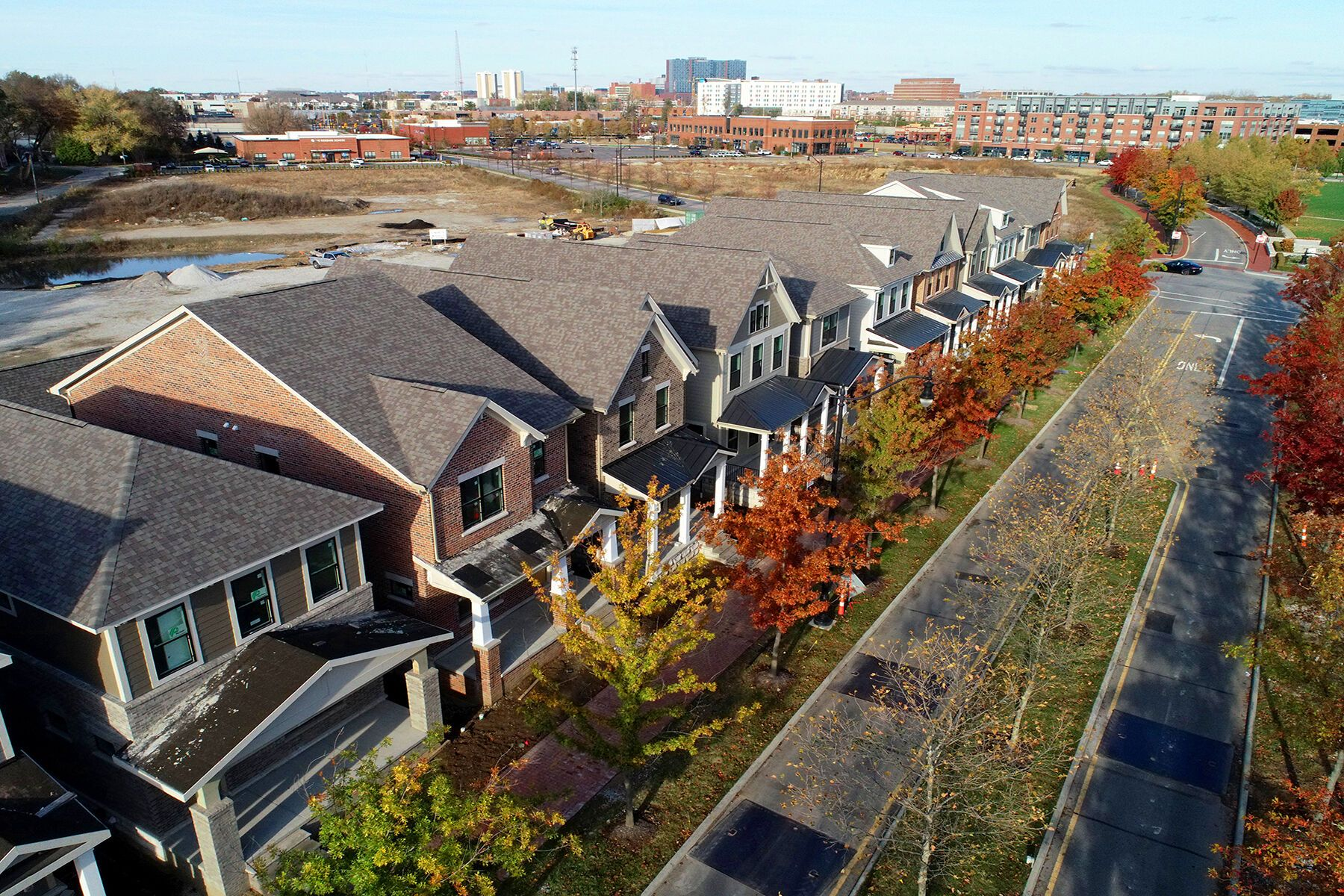 'Founders Park at Harrison West' by M/I Homes-Columbus in Columbus