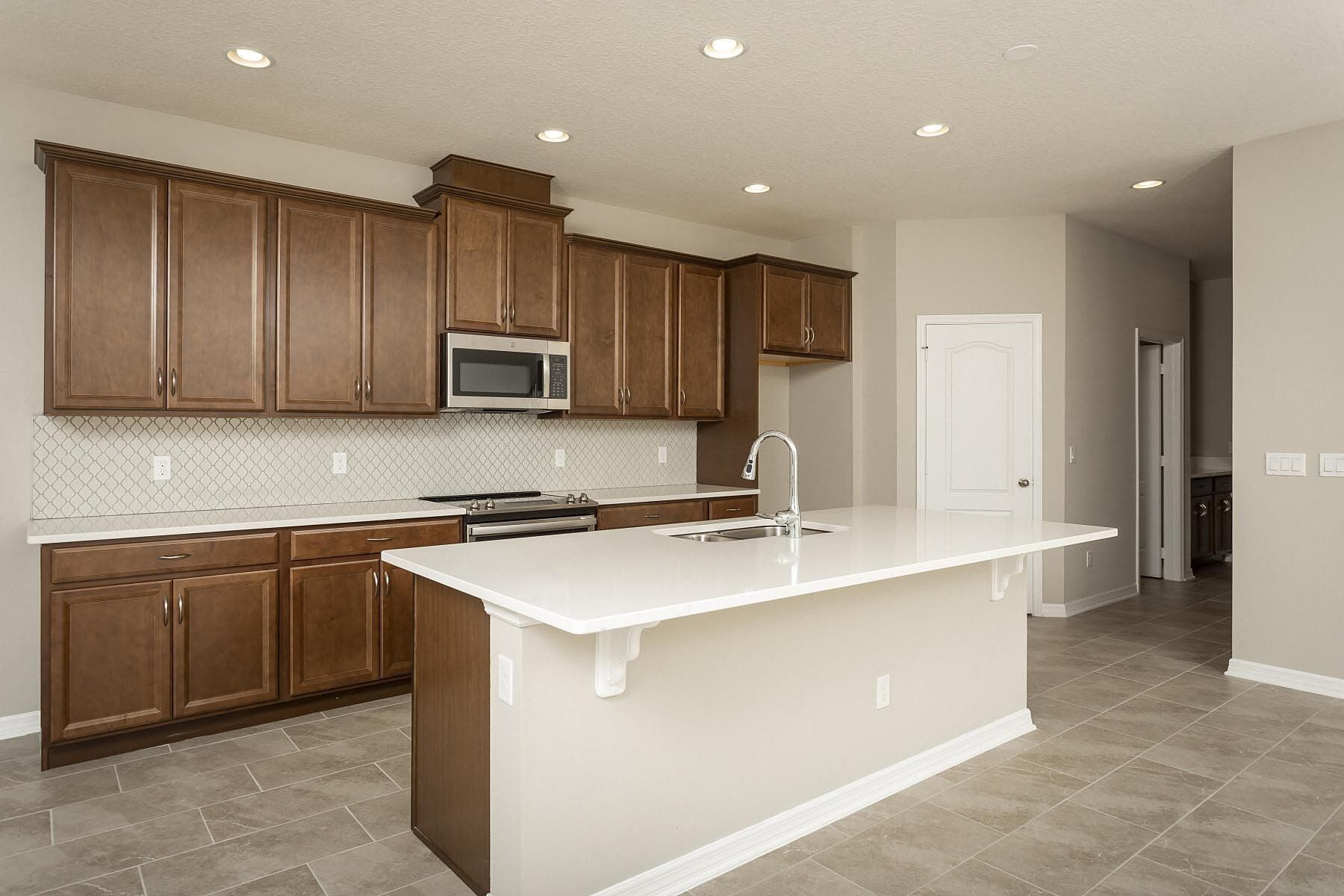 Kitchen featured in the Halifax By M/I Homes in Orlando, FL