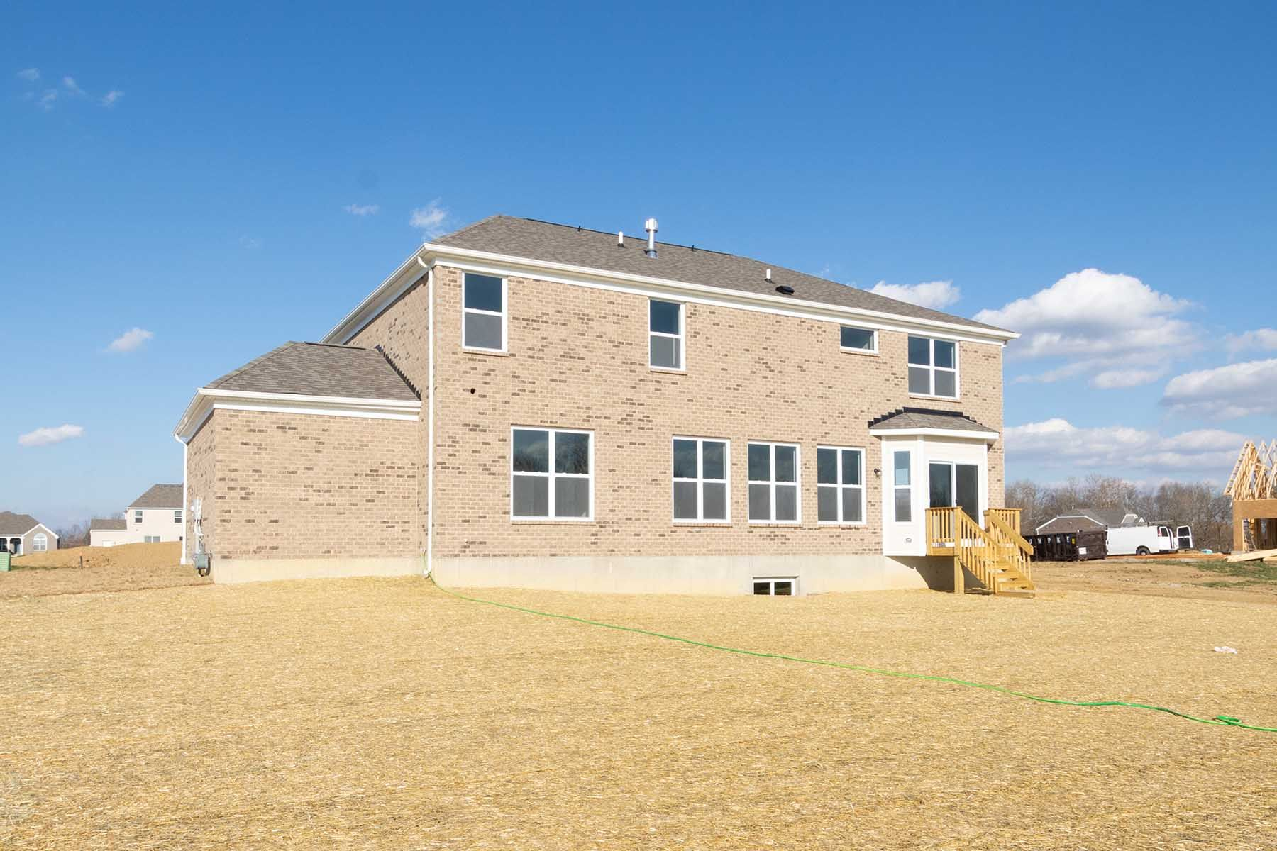 Exterior featured in the Nicholas By M/I Homes in Dayton-Springfield, OH