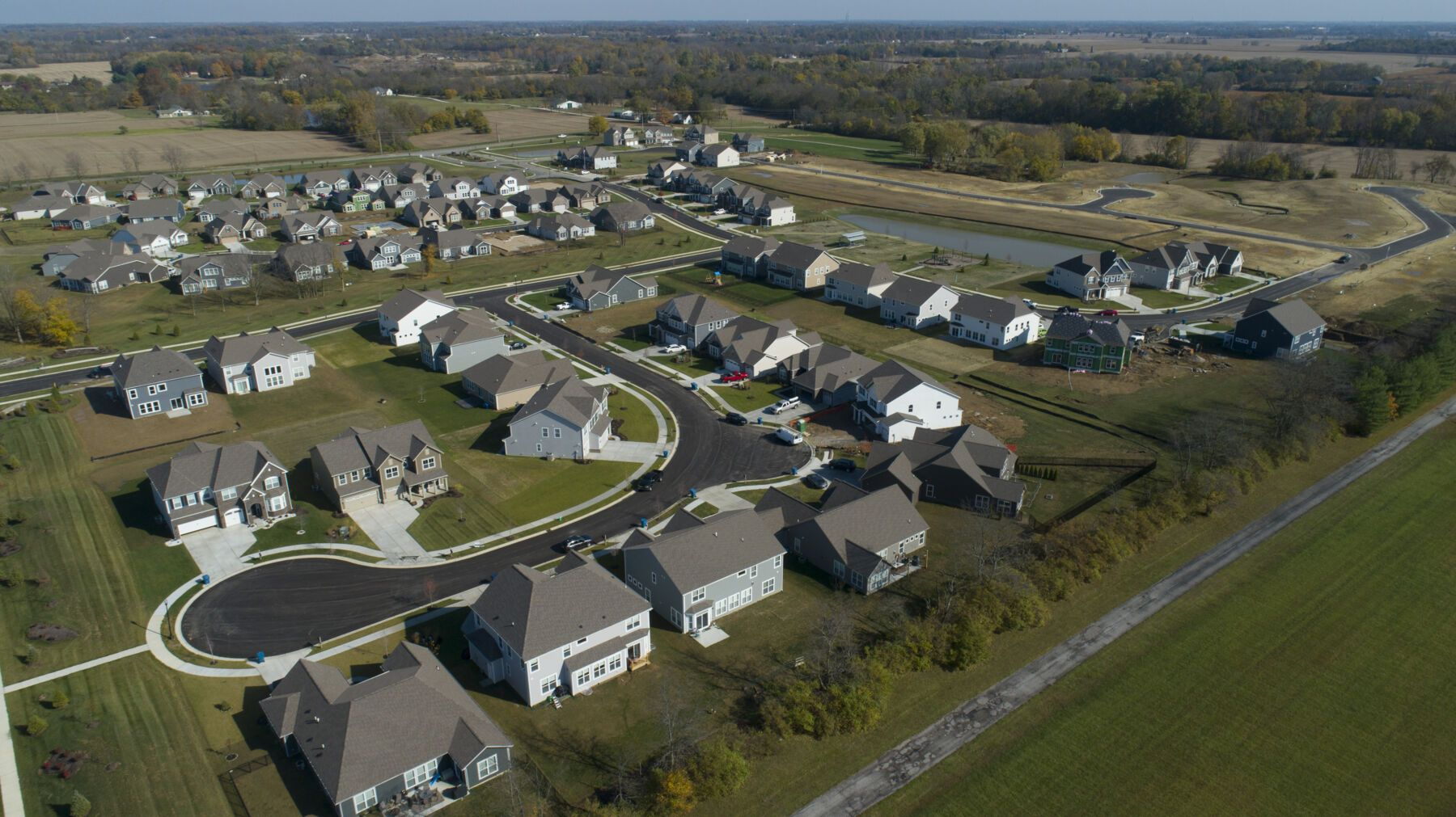 'Sagebrook' by M/I Homes-Indianapolis in Indianapolis