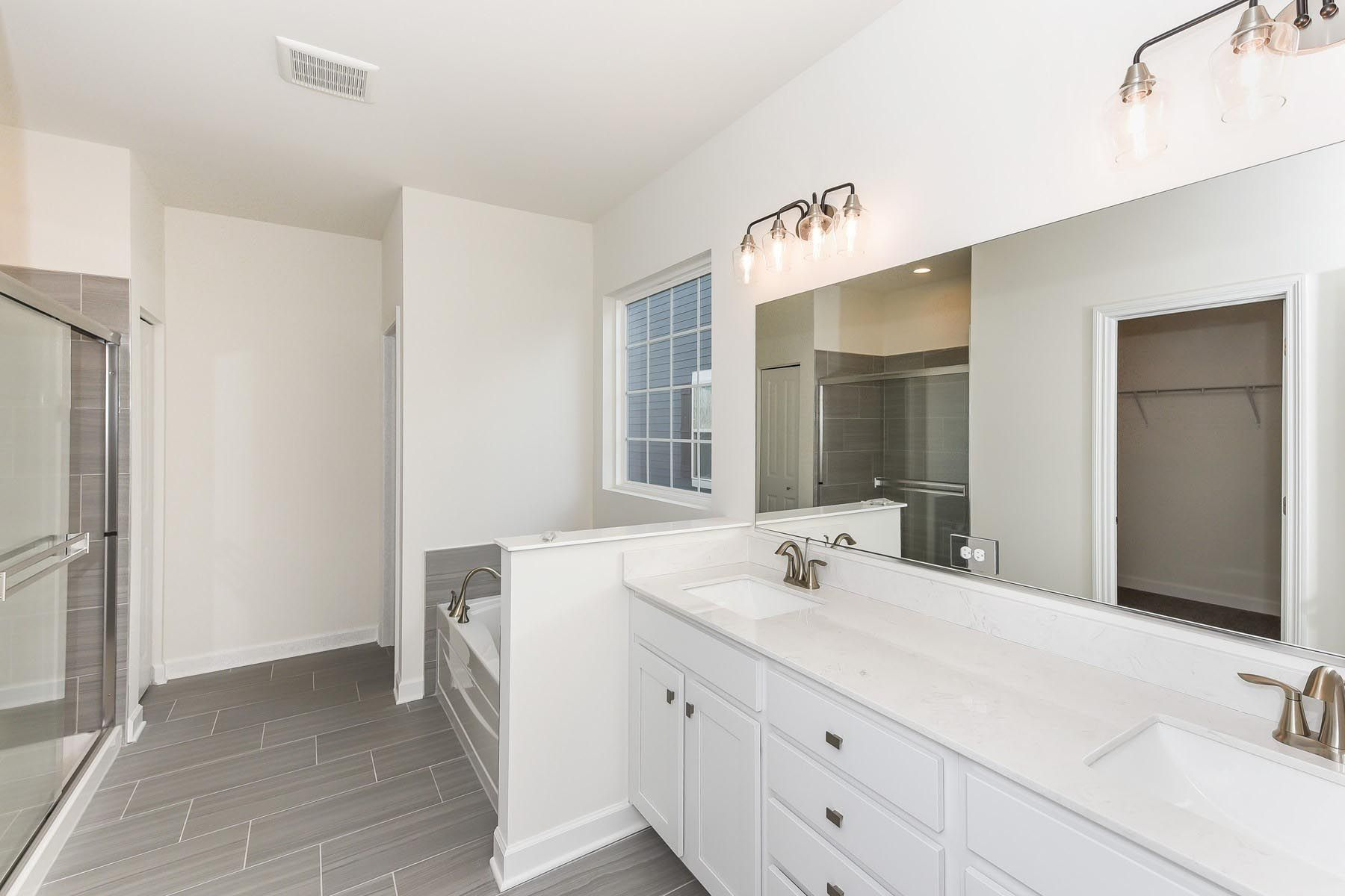 Bathroom featured in the Drexel By M/I Homes in Chicago, IL