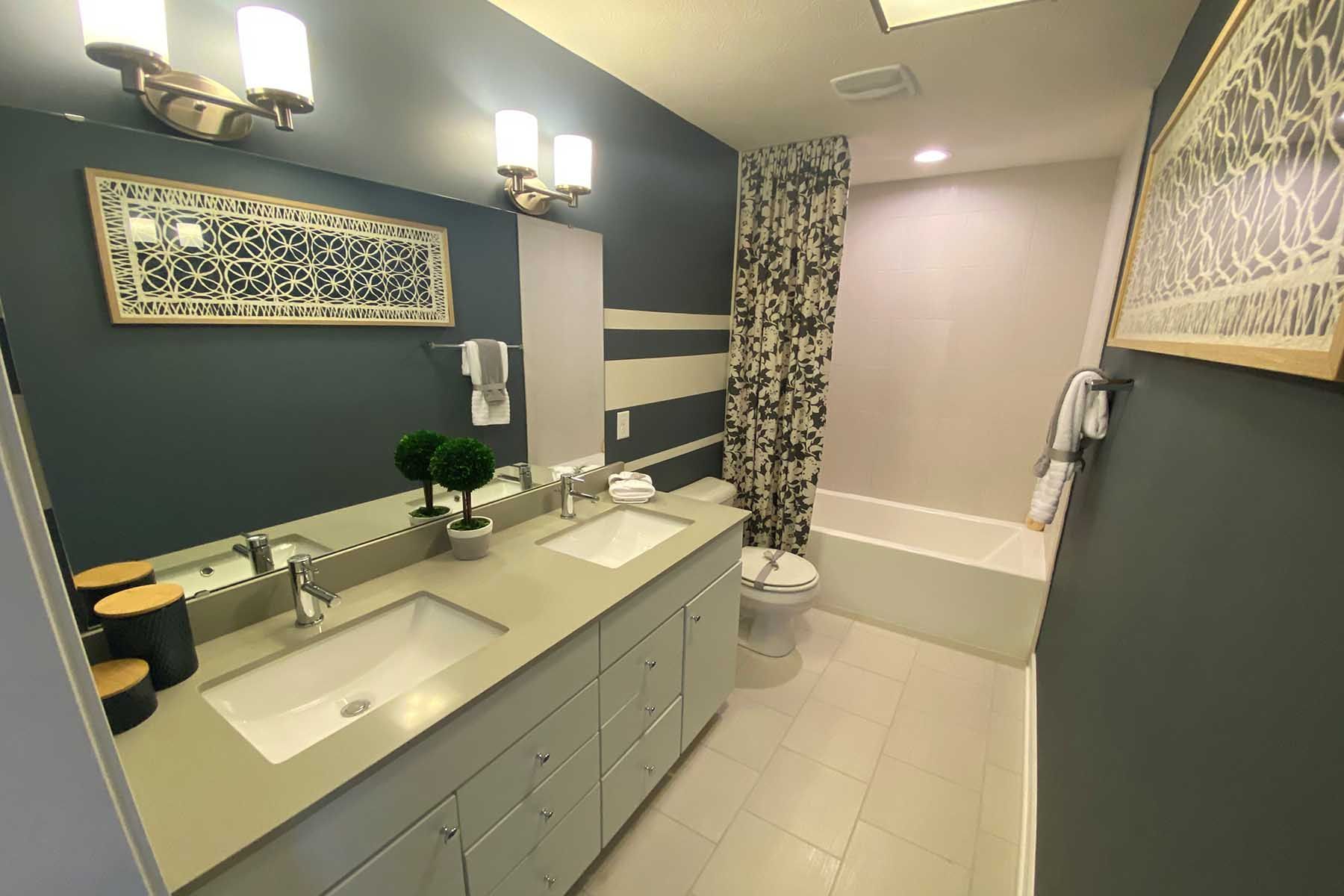 Bathroom featured in the R2050 By M/I Homes in Indianapolis, IN