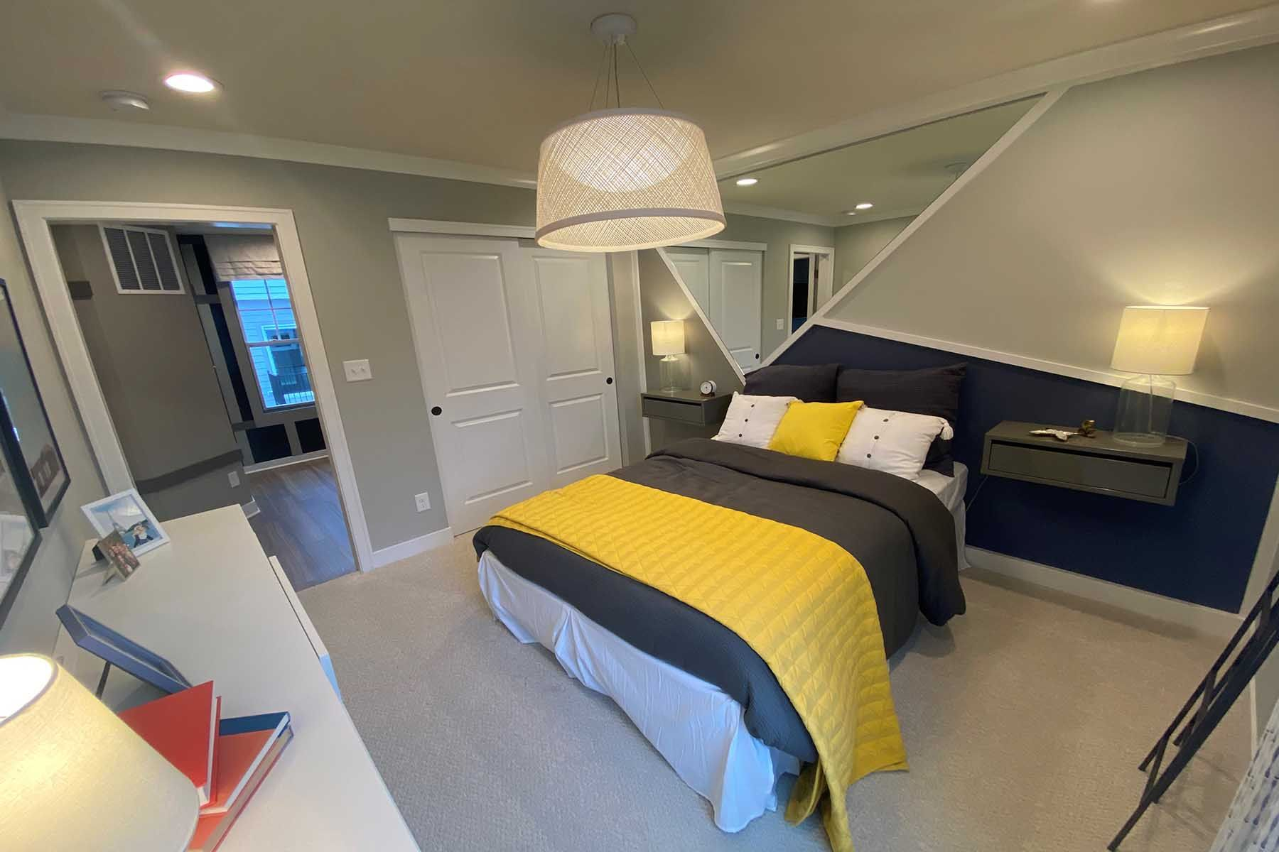 Bedroom featured in the R2050 By M/I Homes in Indianapolis, IN