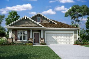 Claiborne II - Walnut Creek: Lancaster, North Carolina - M/I Homes