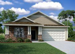 Franklin II - Walnut Creek: Lancaster, North Carolina - M/I Homes