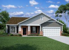 Newport II - Walnut Creek: Lancaster, North Carolina - M/I Homes